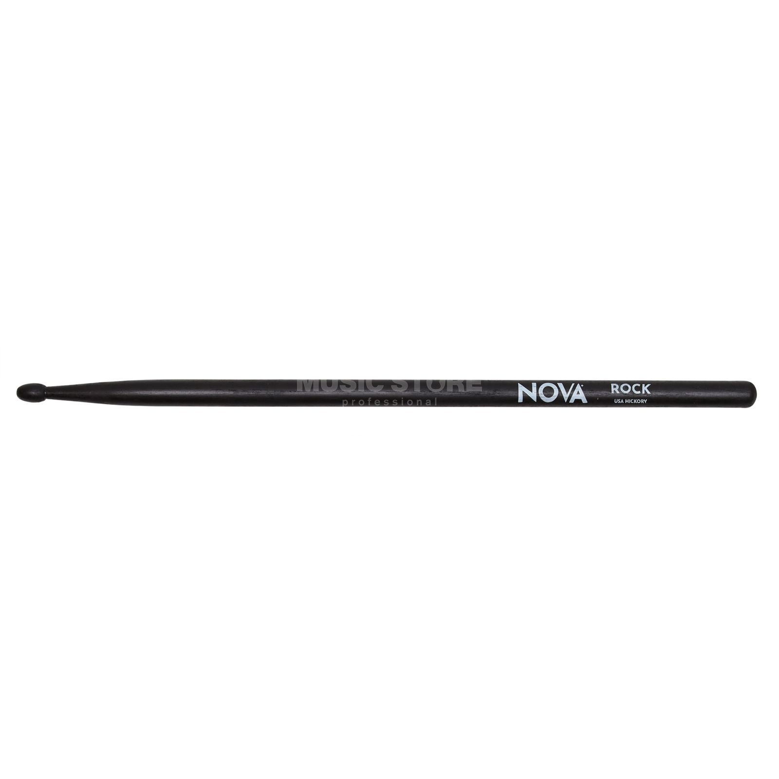 Vic-Firth Nova Drum Sticks ROCKB, Wood Tip Produktbild