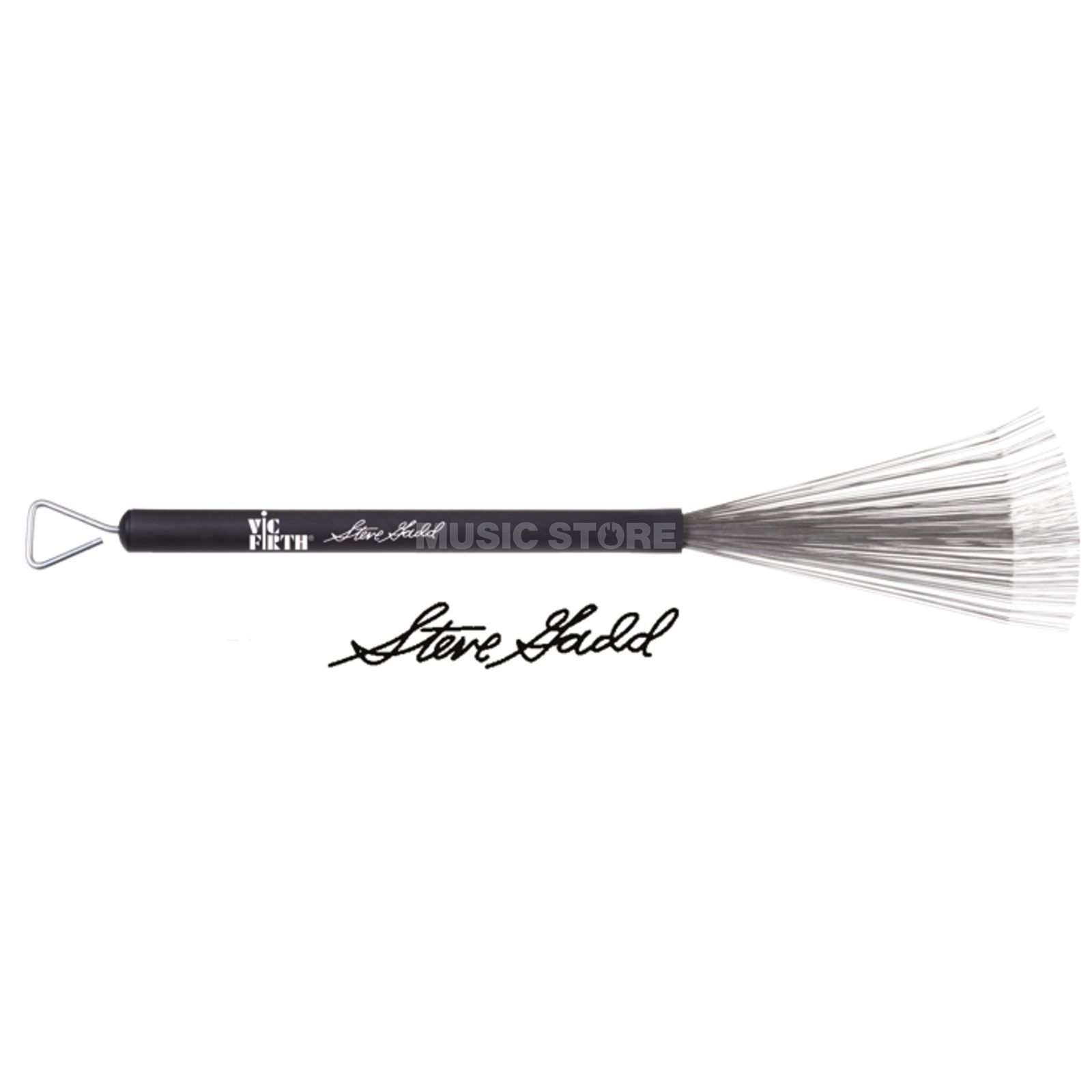 Vic-Firth Steve Gadd Wire Brushes SGWB, Signature Series Product Image