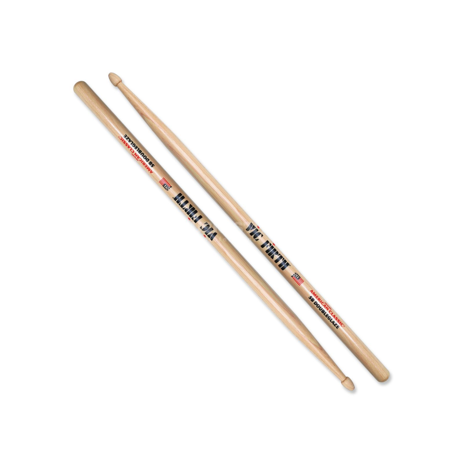 Vic-Firth VF5BDG 5B Double Glaze Sticks Product Image