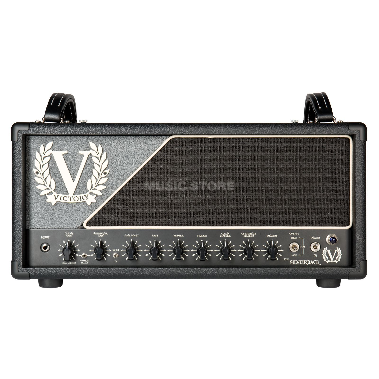 Victory Amplifiers Silverback Rob Chapman Signature Head Product Image