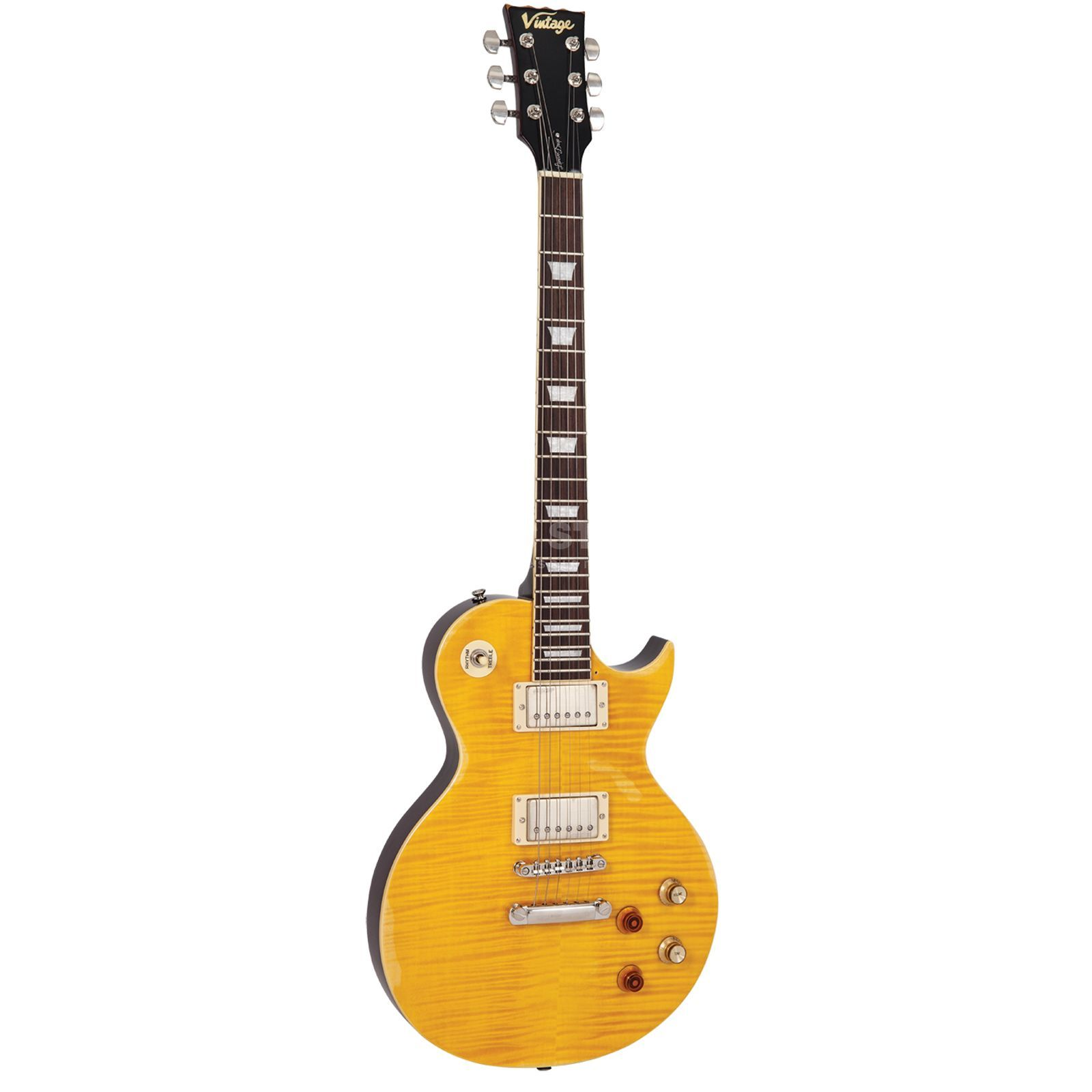 Vintage Icon V100MRPGM Distressed Lemon Drop Produktbillede