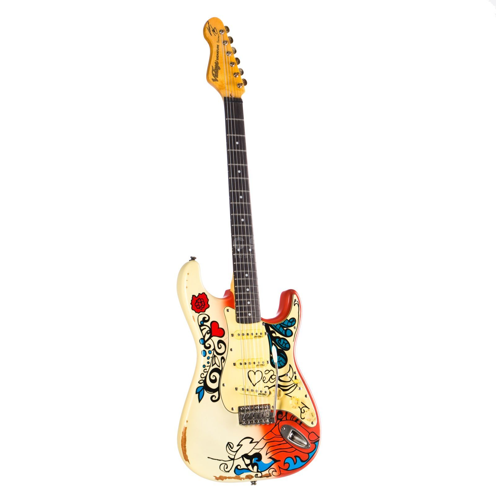 "Vintage V6MRHDX Thomas Blug Signature ""Summer of Love"" Produktbild"