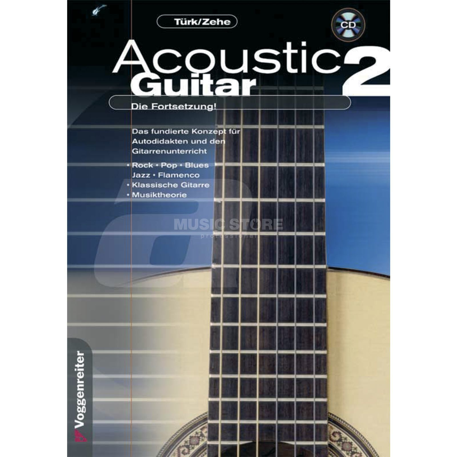 Voggenreiter Acoustic Guitar 2 Product Image