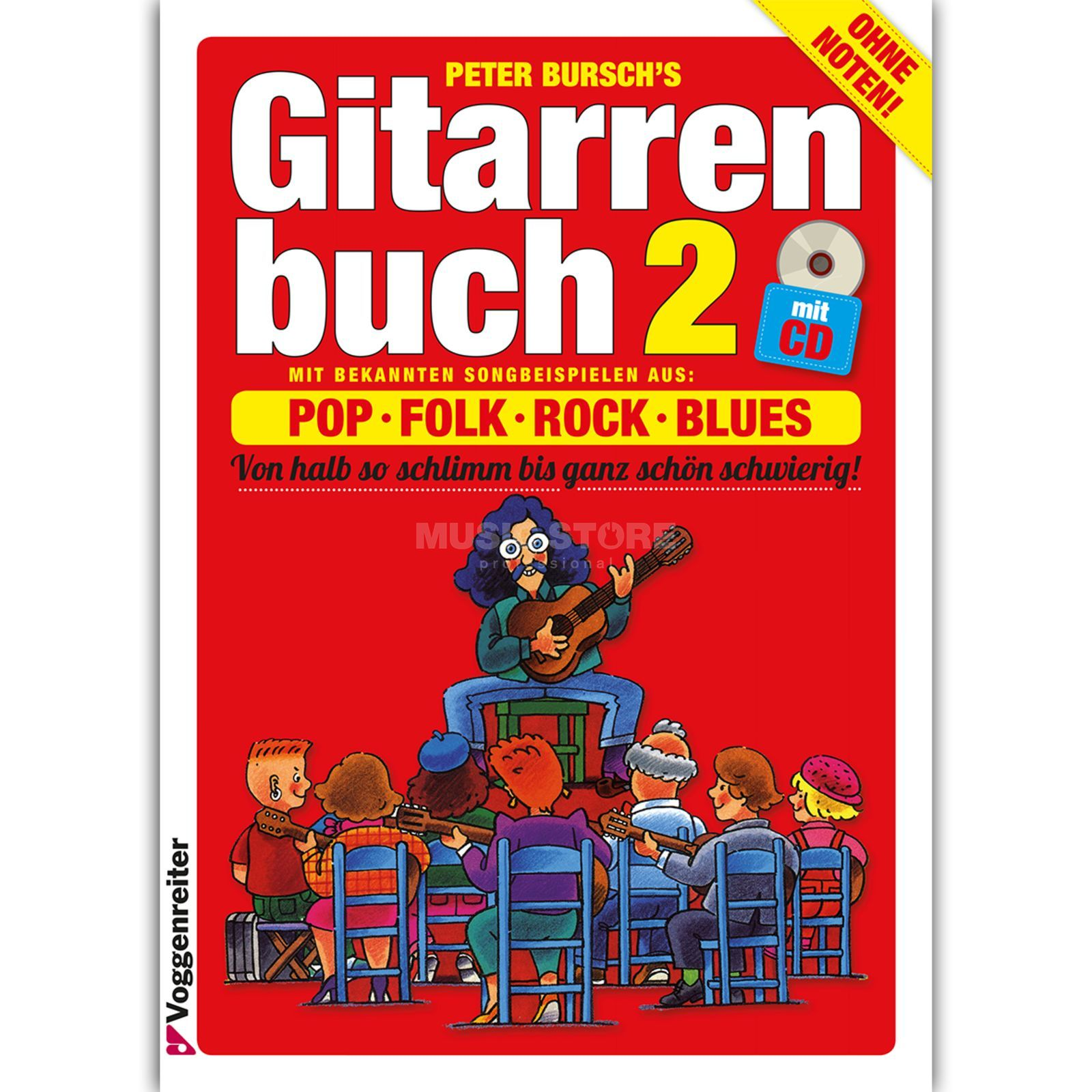 peter bursch gitarrenbuch
