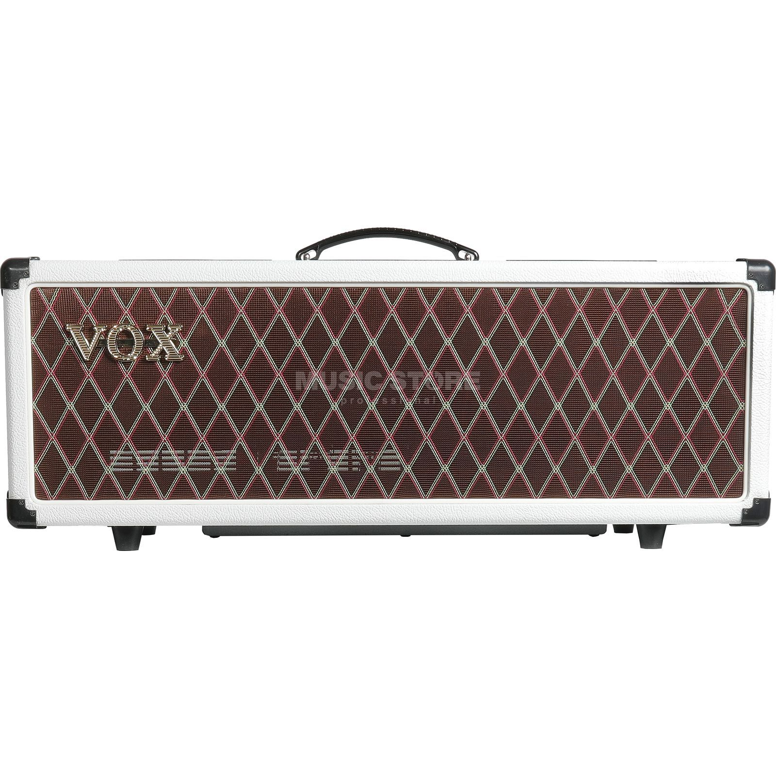 VOX AC30 Head Limited Edition White Bronco Product Image