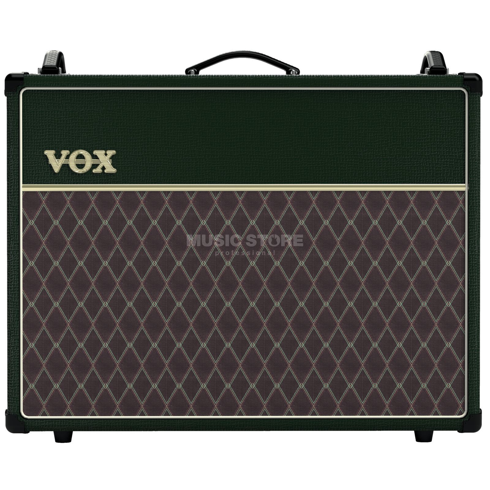 VOX AC30C2 Limited Edition British Racing Green Produktbillede