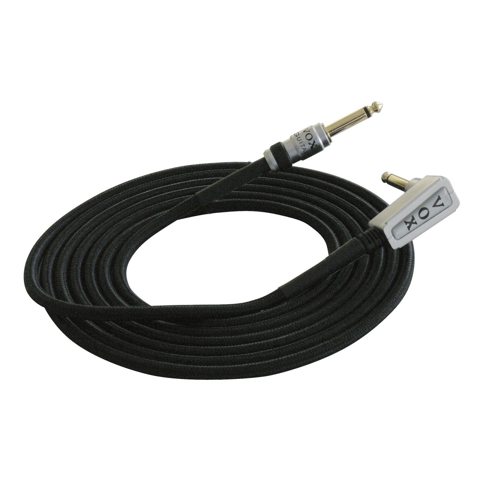 VOX Electric Guitar Cable VGC19 BK Black 6m Produktbillede