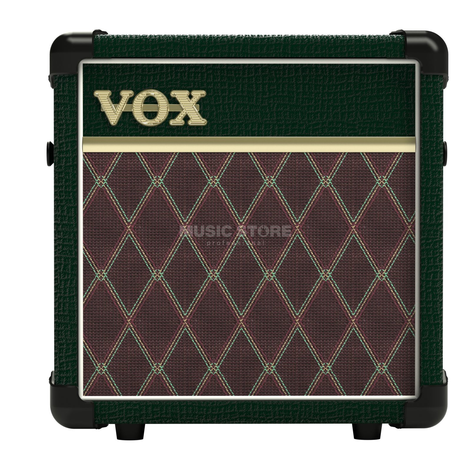 VOX Mini5 Rhythm Limited Edition British Racing Green Produktbillede