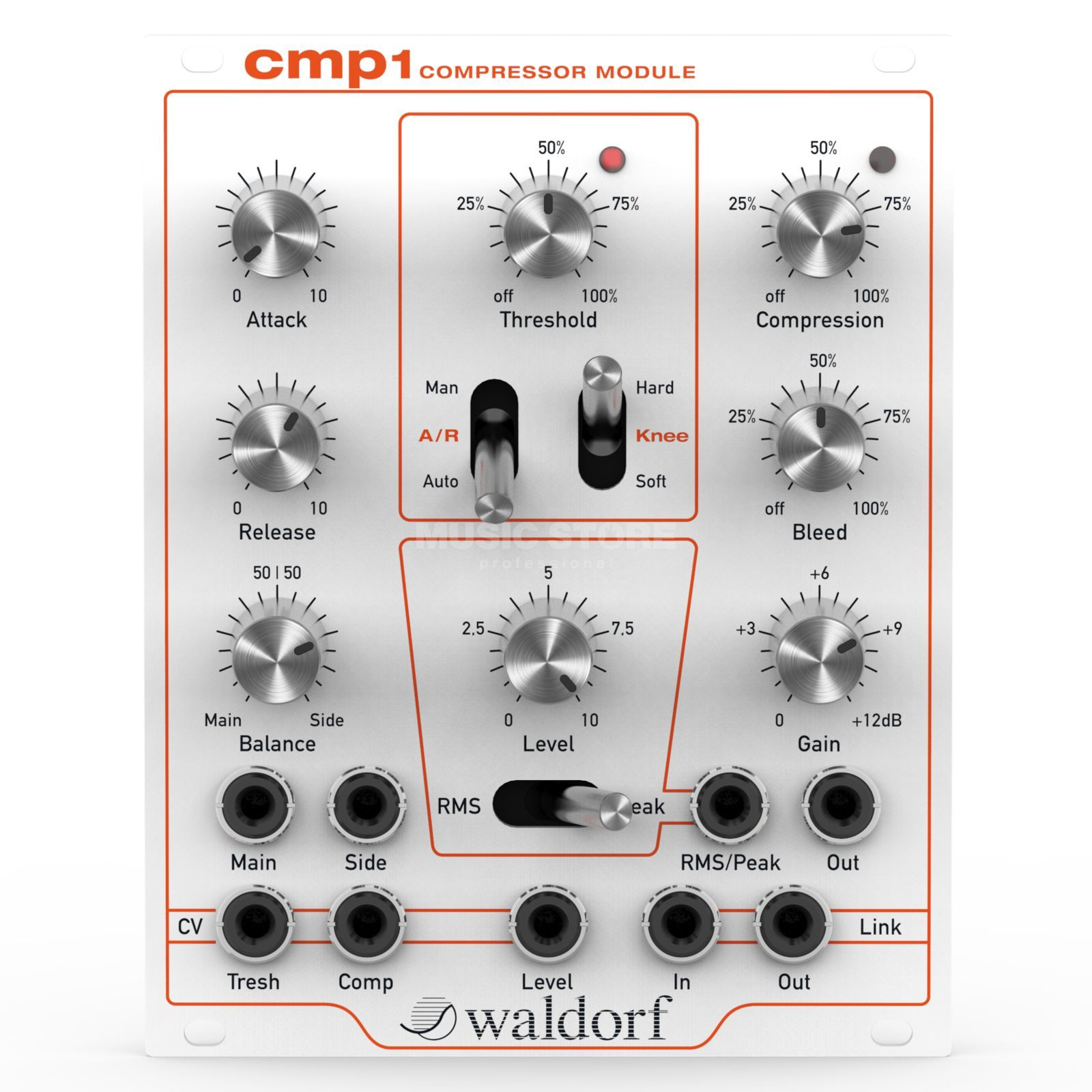 Waldorf CMP1 Modul analoger High End  Kompressor Produktbillede