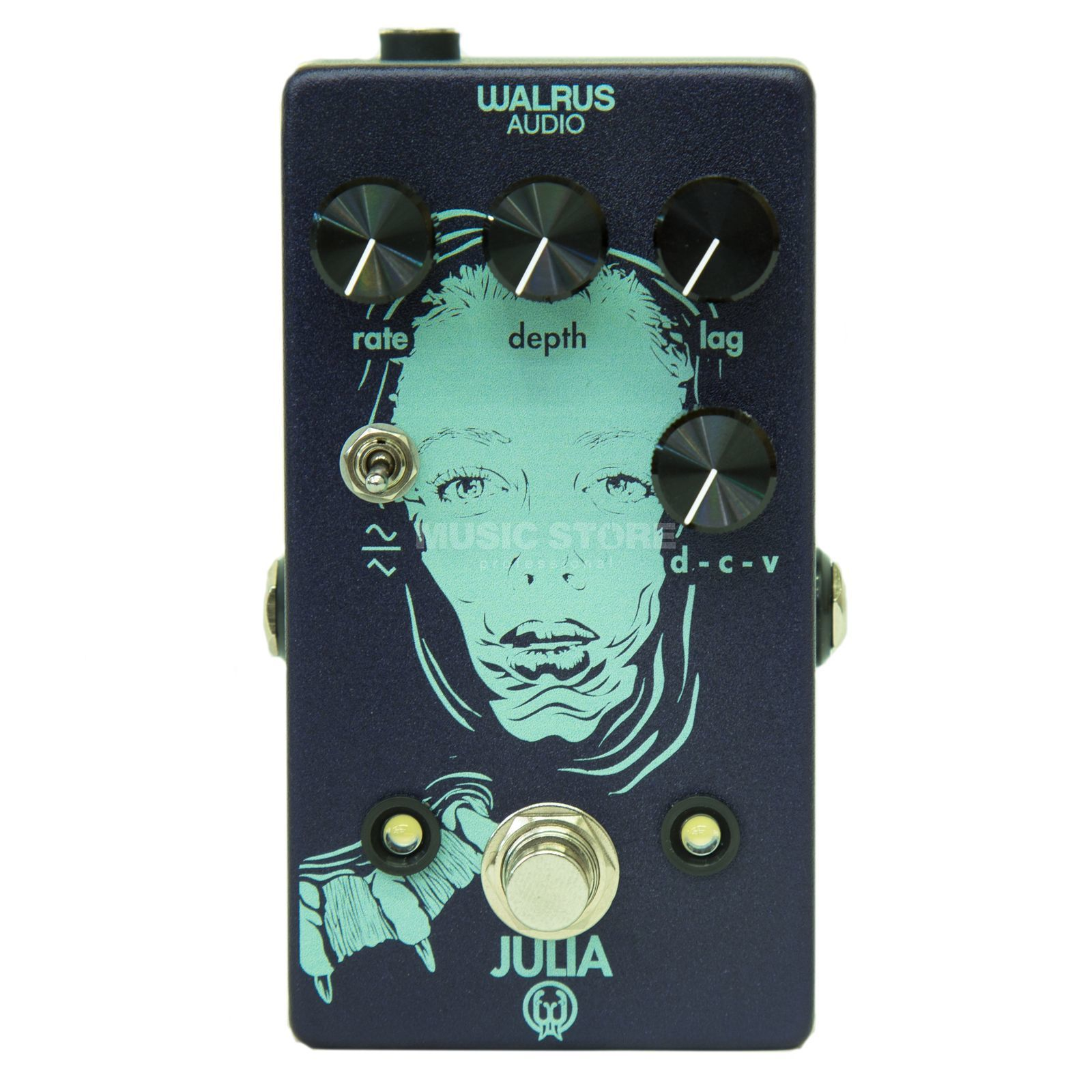 Walrus Audio Julia Analog Chorus/Vibrato Изображение товара