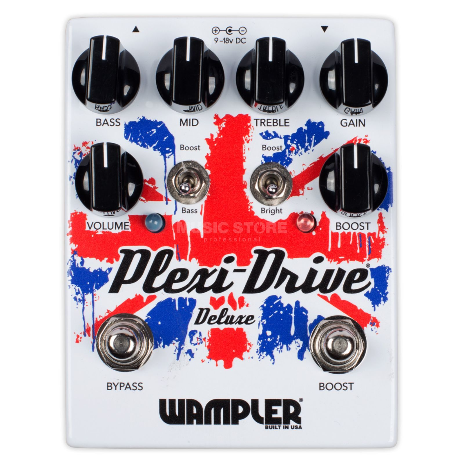 Wampler Plexi-Drive Deluxe Product Image