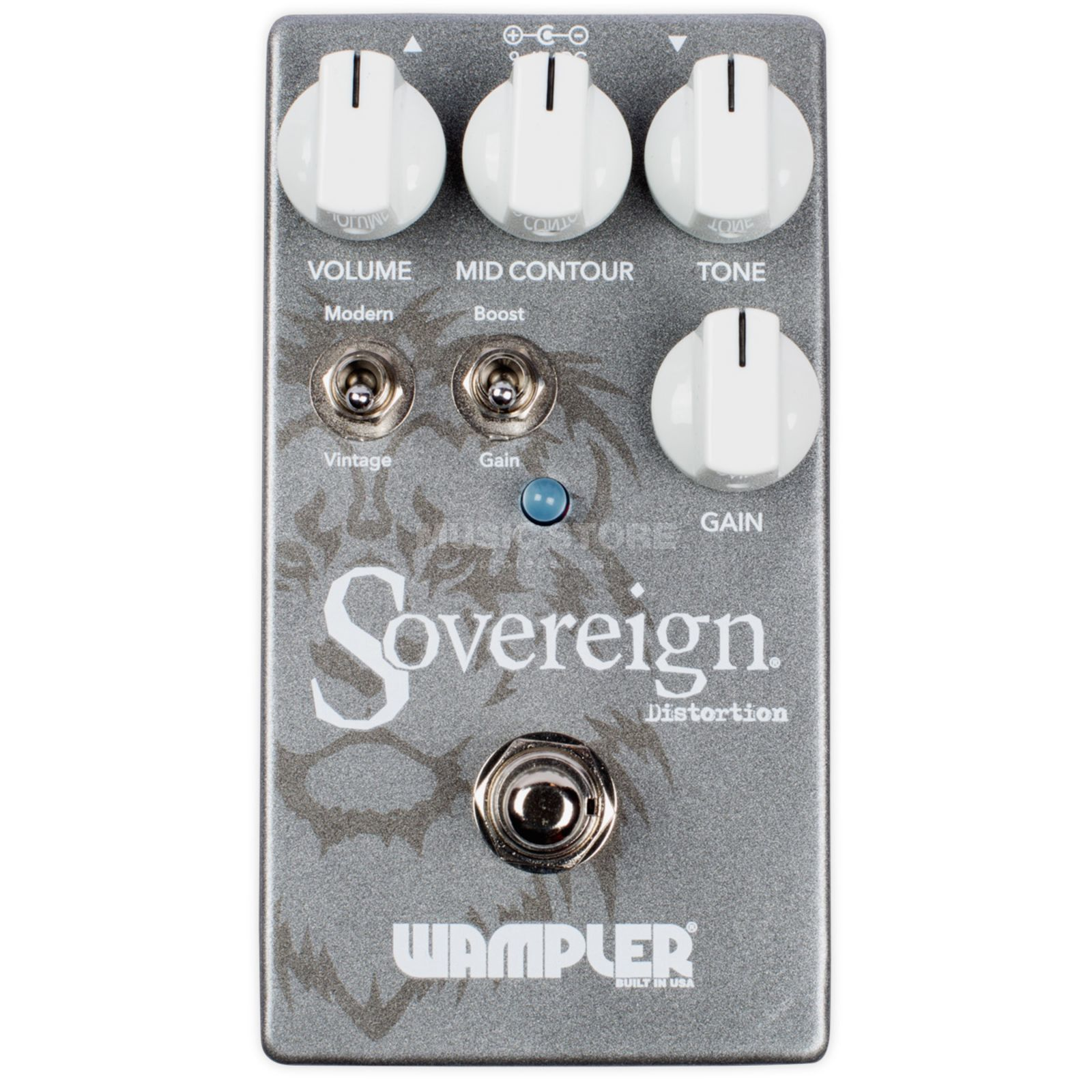 Wampler Sovereign Distortion  Produktbillede