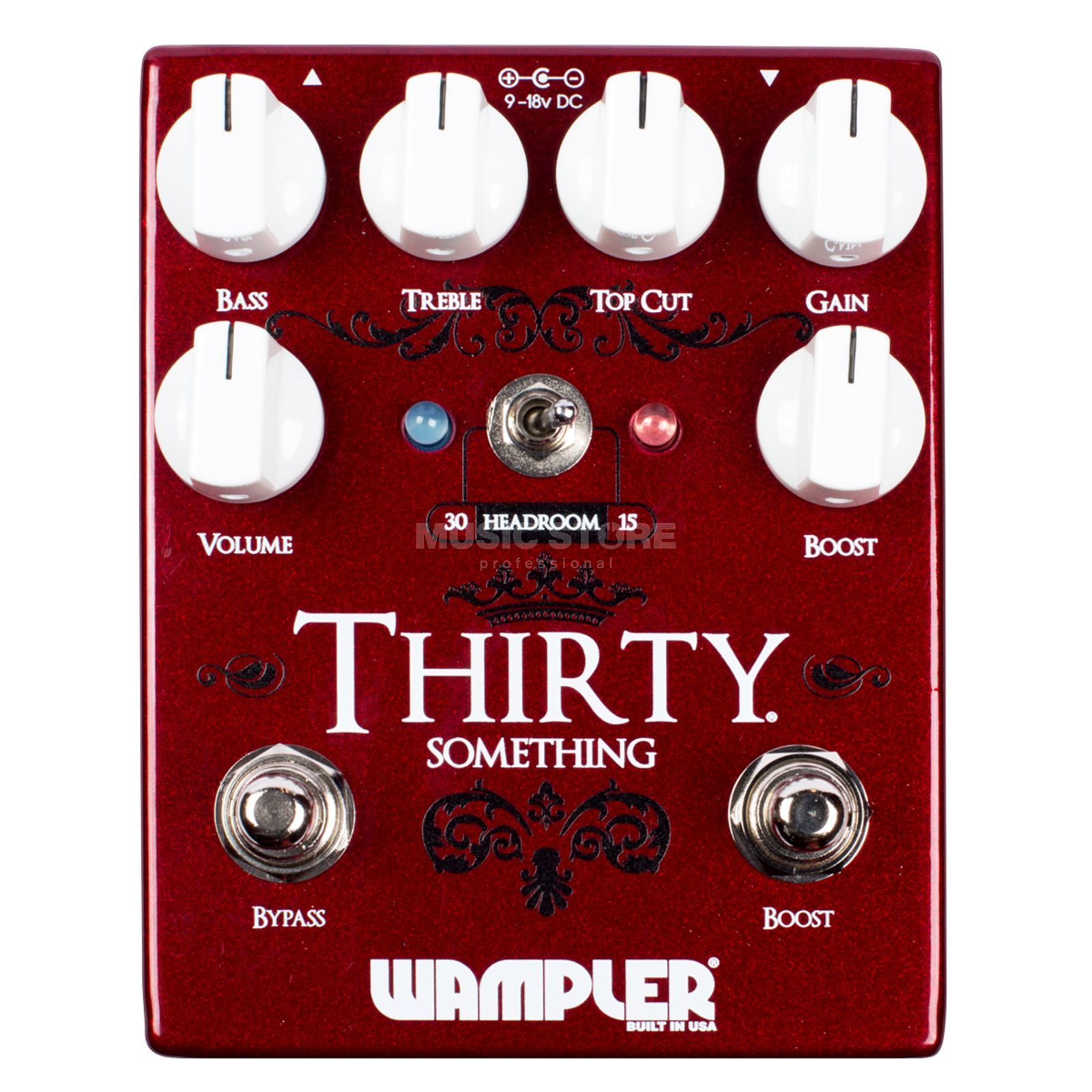 Wampler Thirty Something Overdrive Produktbild