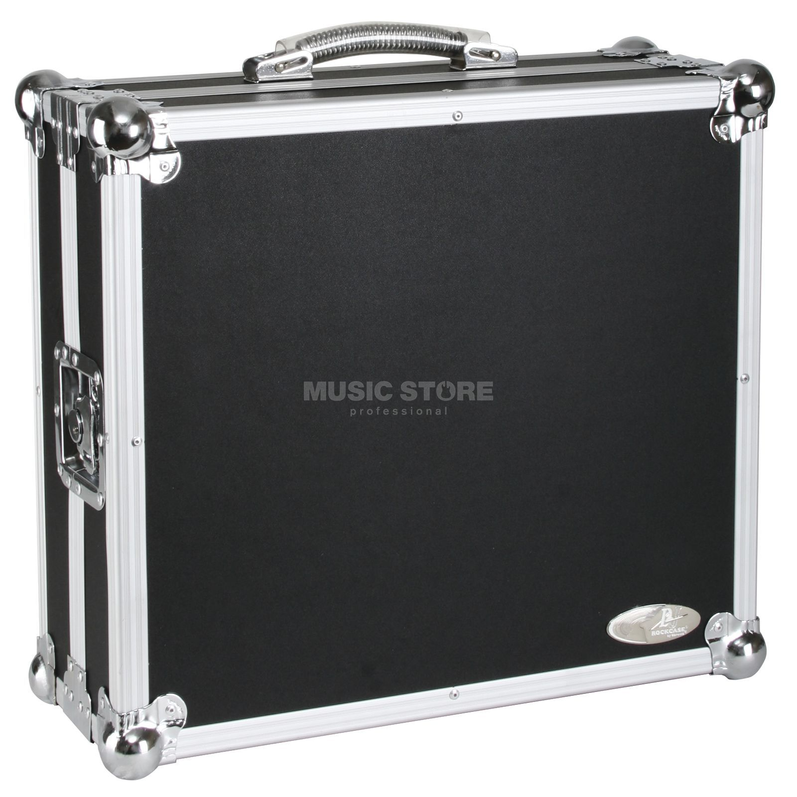 Warwick DJ Turntable Case black  Butterfly Lock Product Image