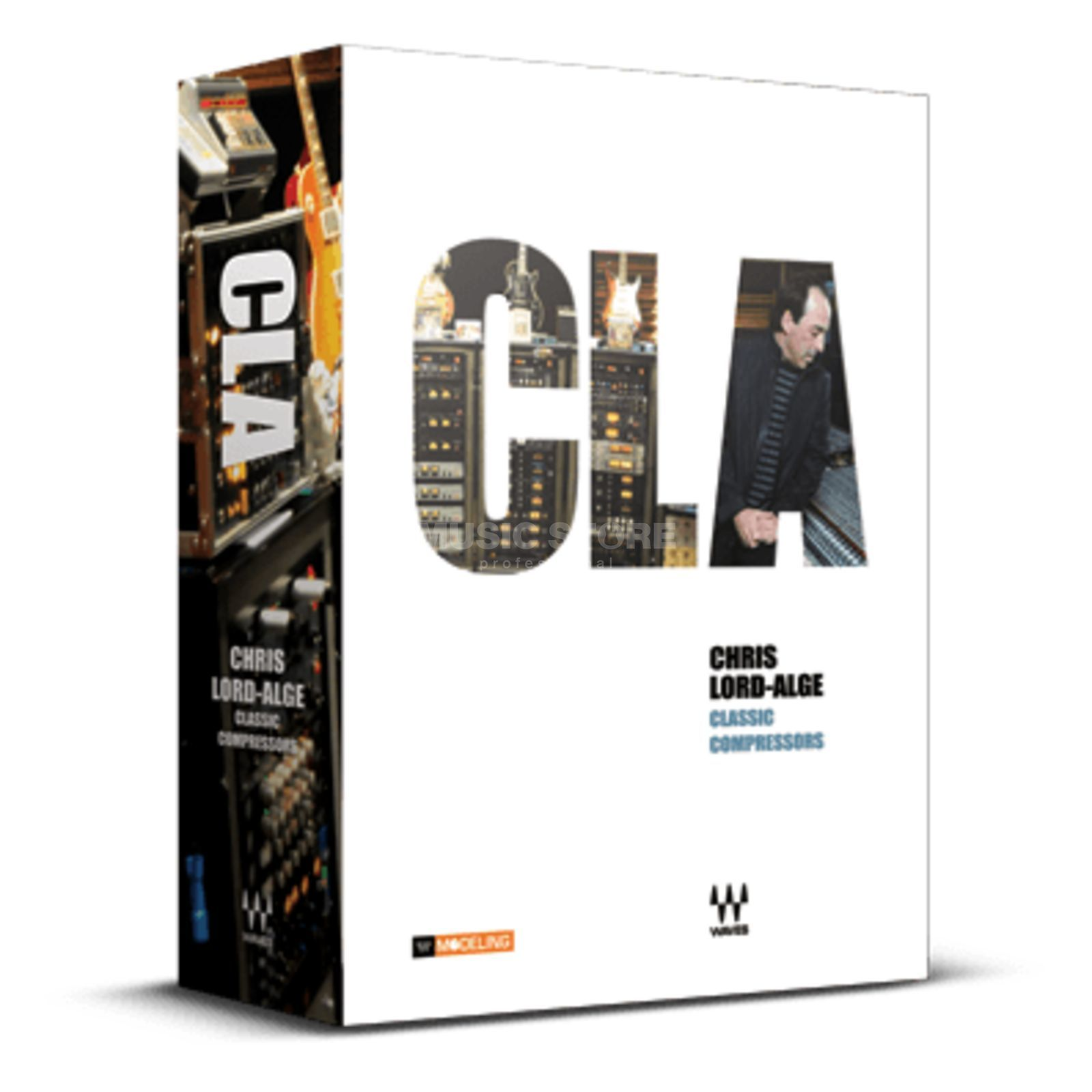 Waves CLA Classic Compressors Native  Chris Lord Alge Native Bundle Produktbillede