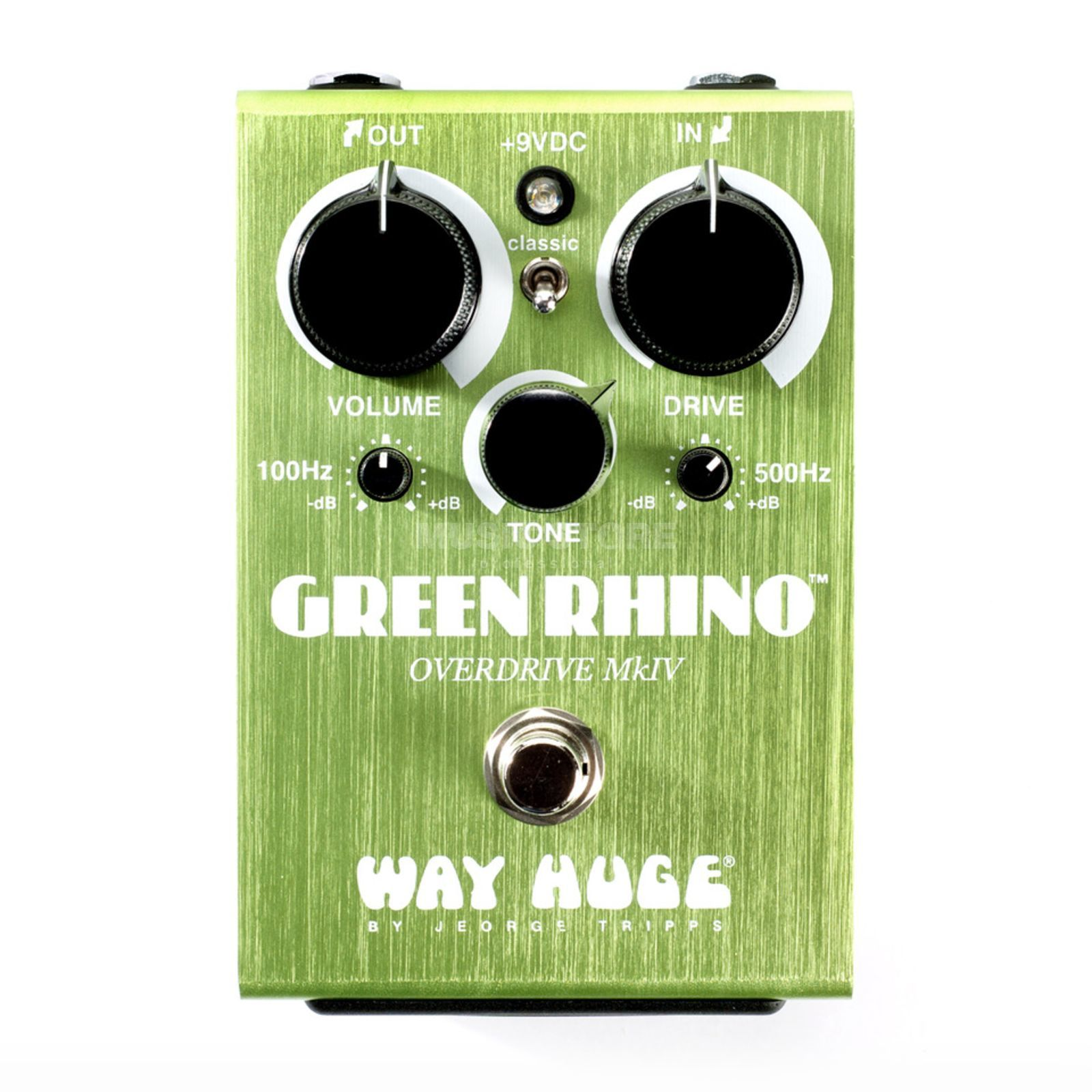 Way Huge Green Rhino MK IV Overdrive Produktbillede
