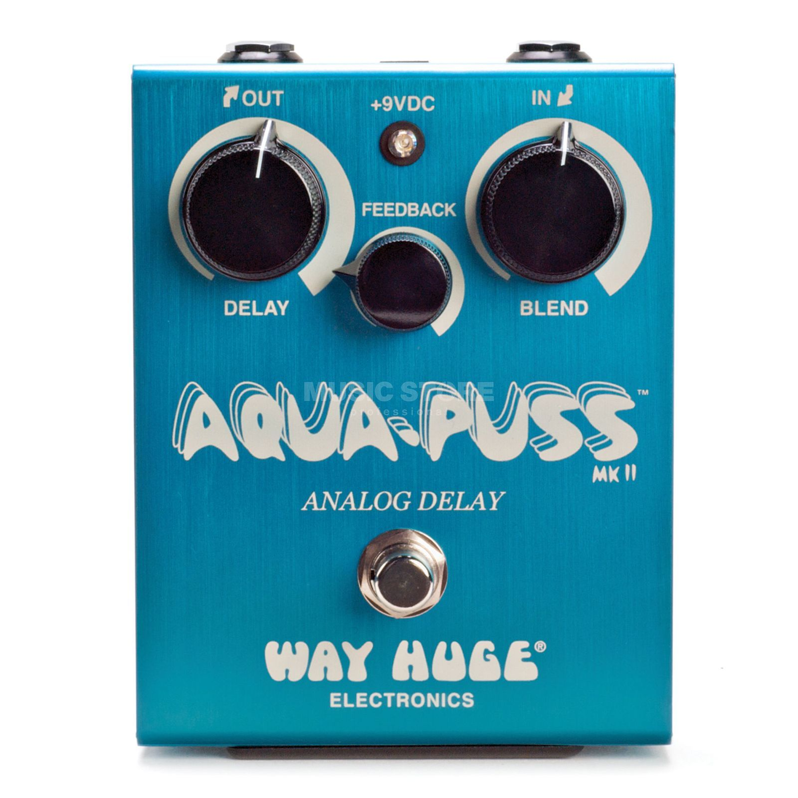 Way Huge WHE-701 Aqua Puss Analog Delay  Produktbillede