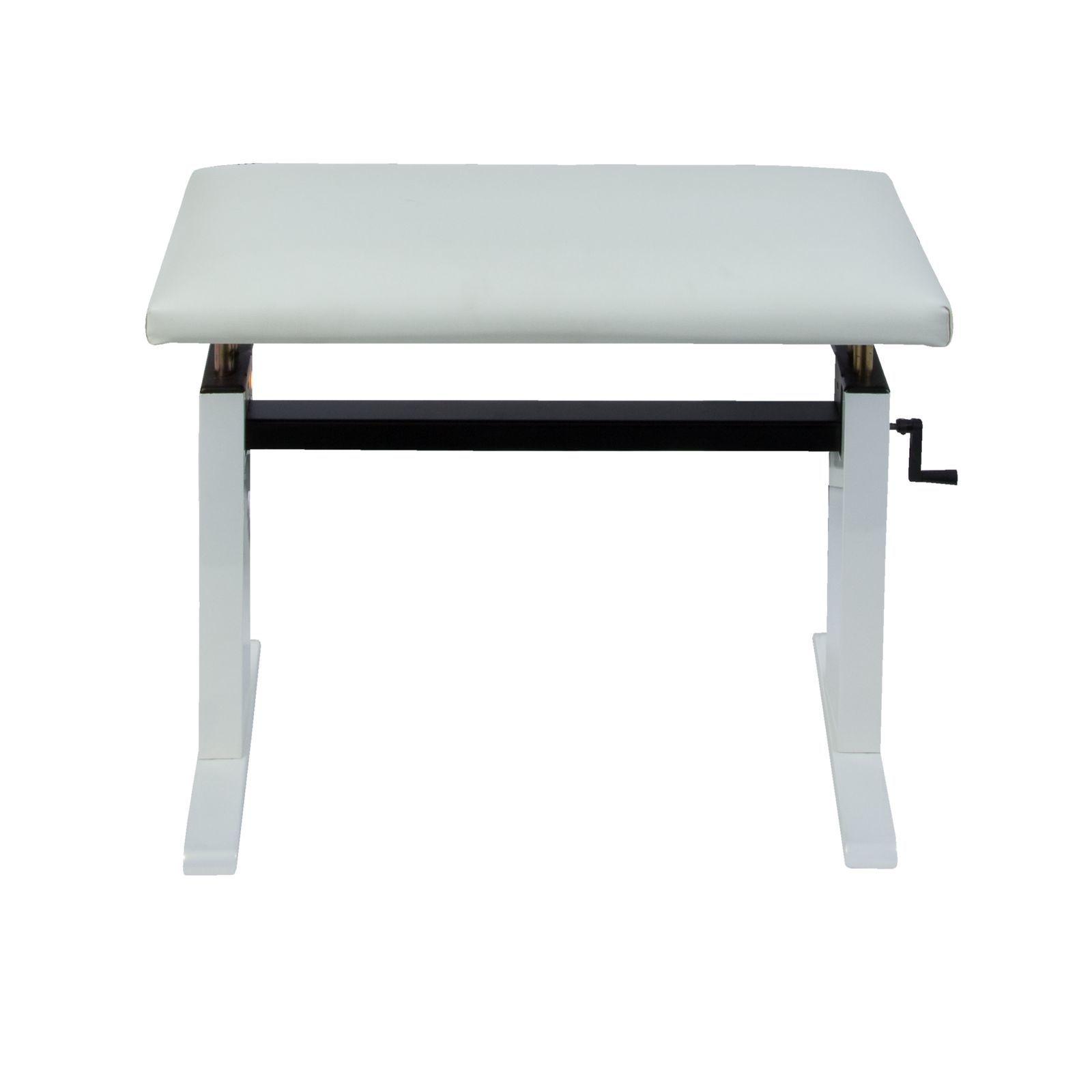 wersi sitzbank 70 cm wei hochglanz. Black Bedroom Furniture Sets. Home Design Ideas