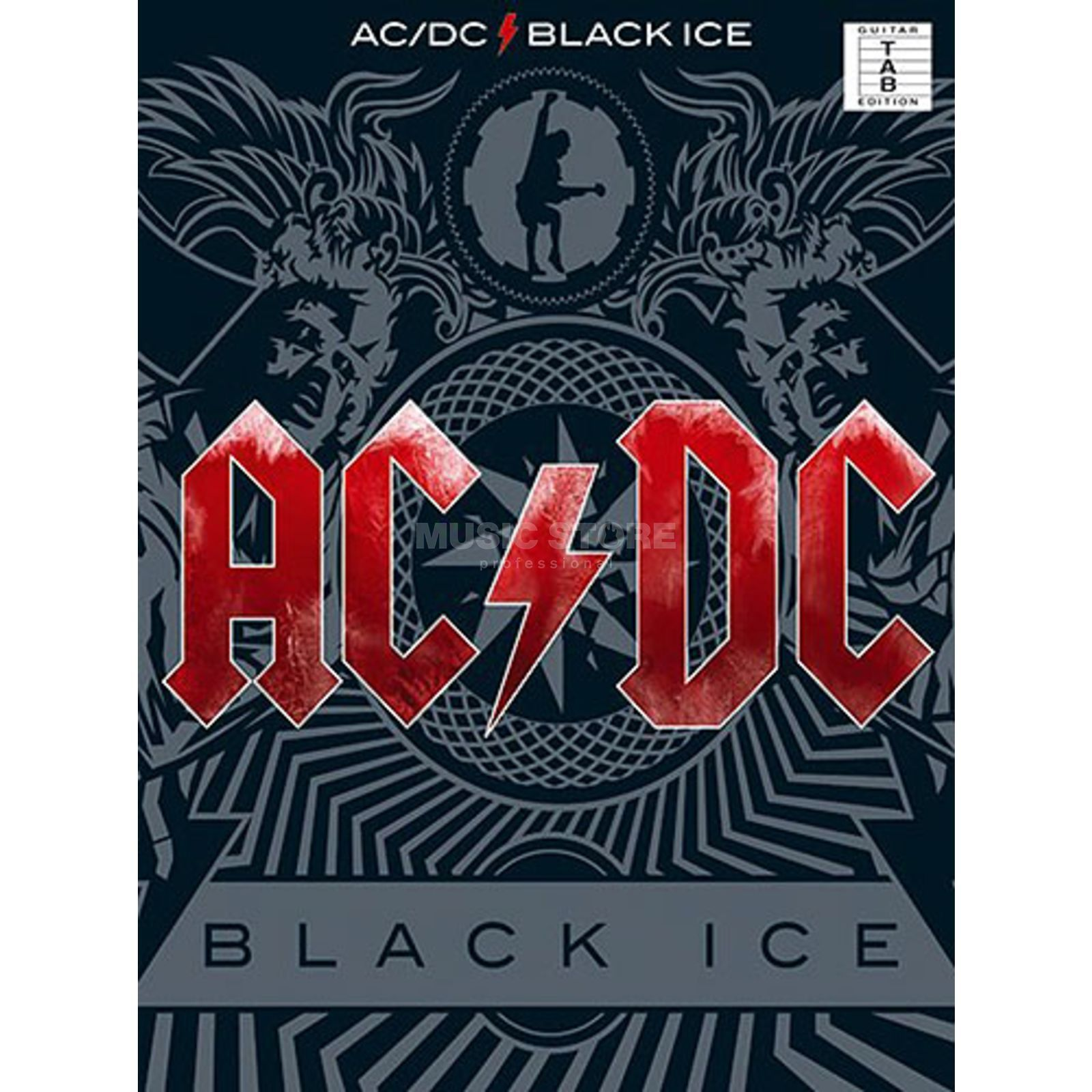 Wise Publications AC/DC - Black Ice TAB Produktbild