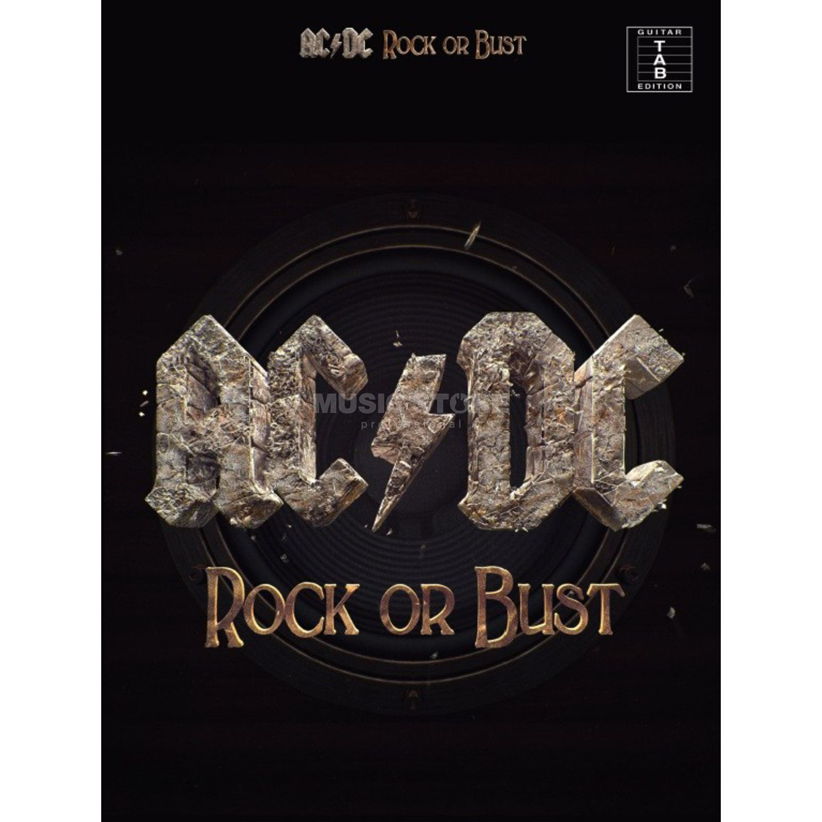 Wise Publications AC/DC: Rock Or Bust TAB Produktbild