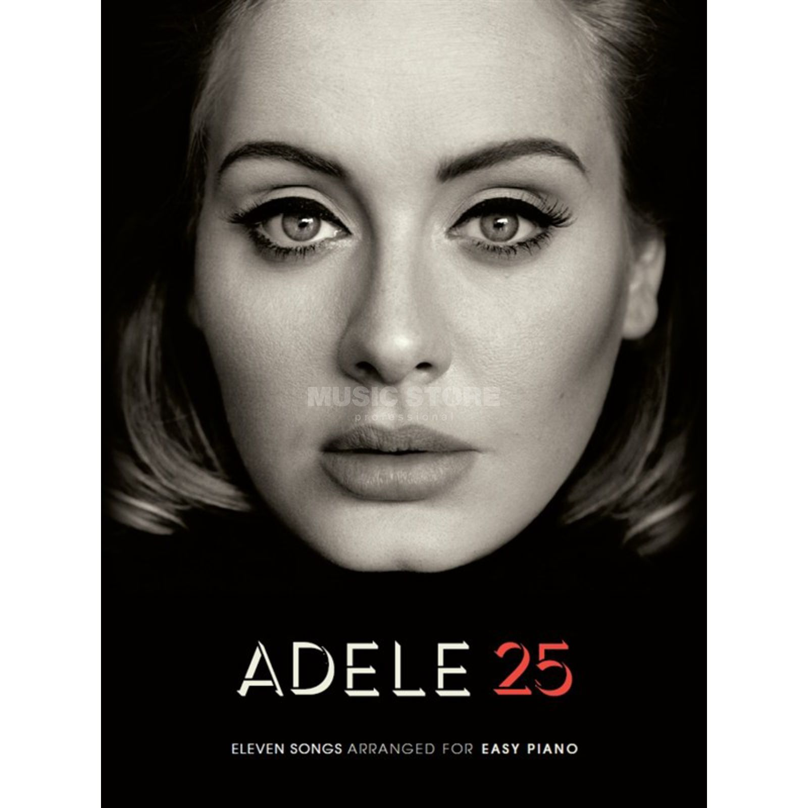 Wise Publications Adele: 25 Easy Piano Produktbillede