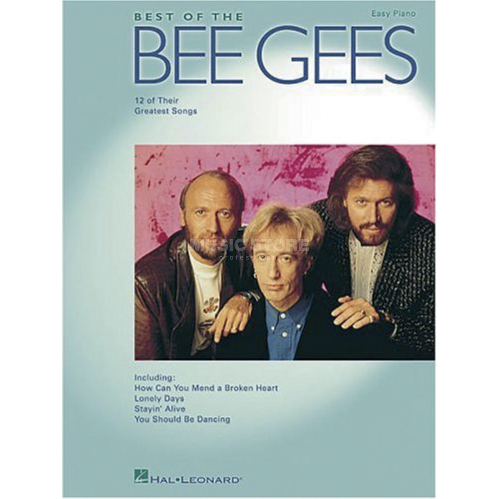 Wise Publications Bee Gees - Best of Piano Produktbillede