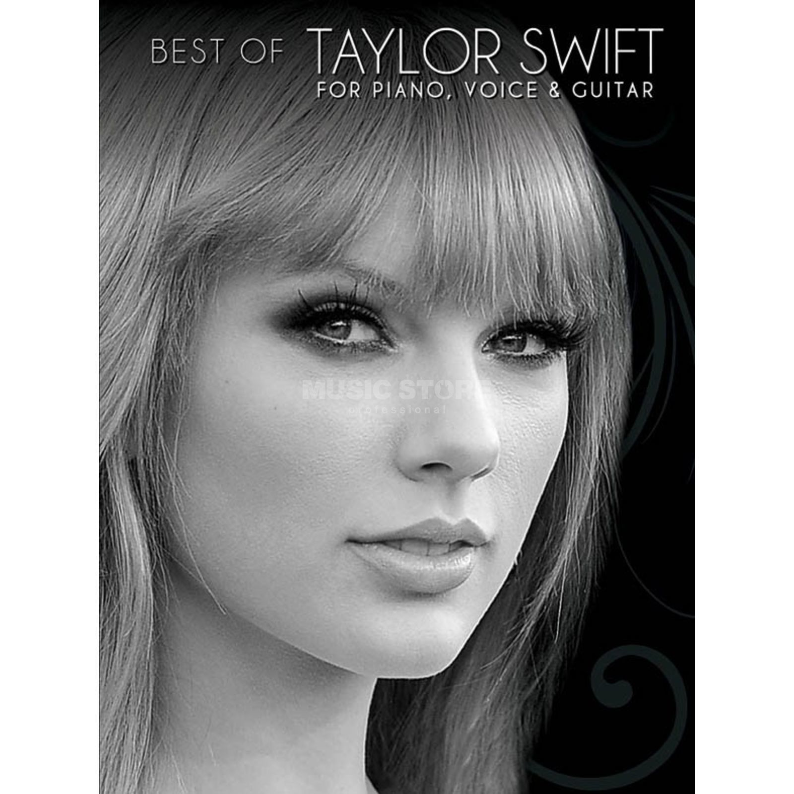 Wise Publications Best Of Taylor Swift PVG Produktbild