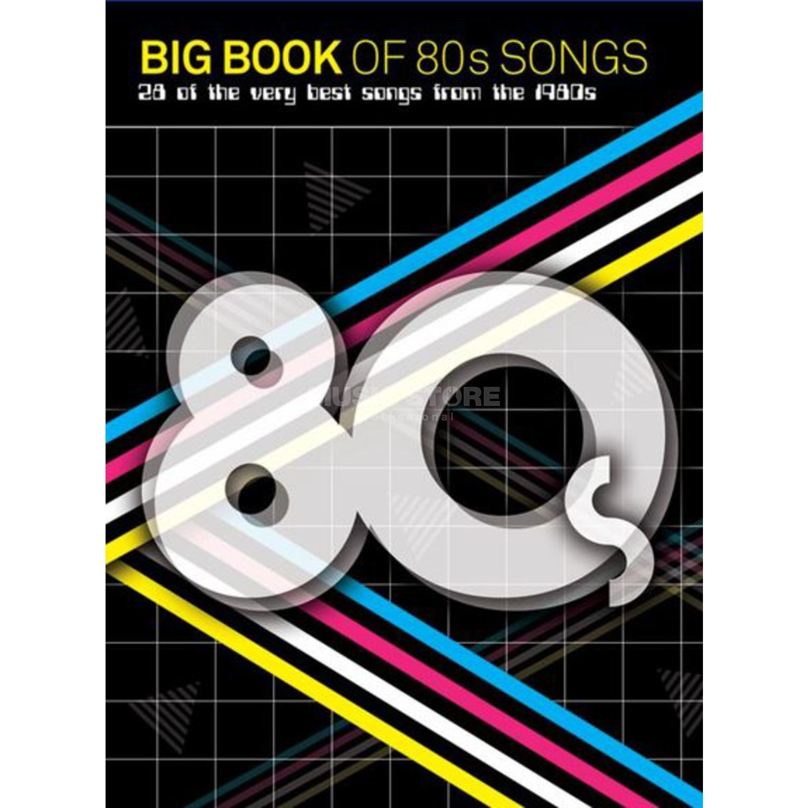 Wise Publications Big Book Of 80s Songs Produktbild