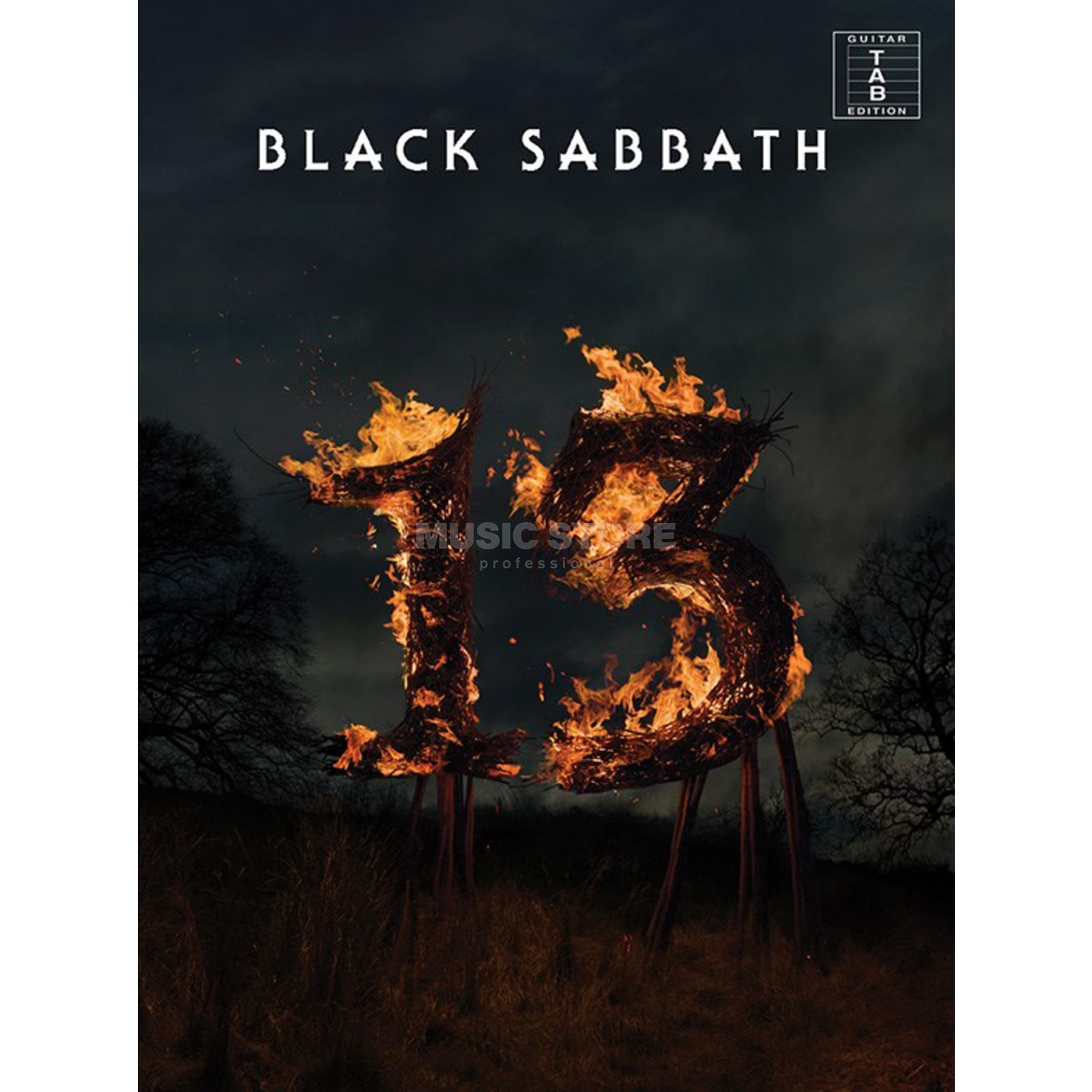 Wise Publications Black Sabbath: 13 Produktbillede