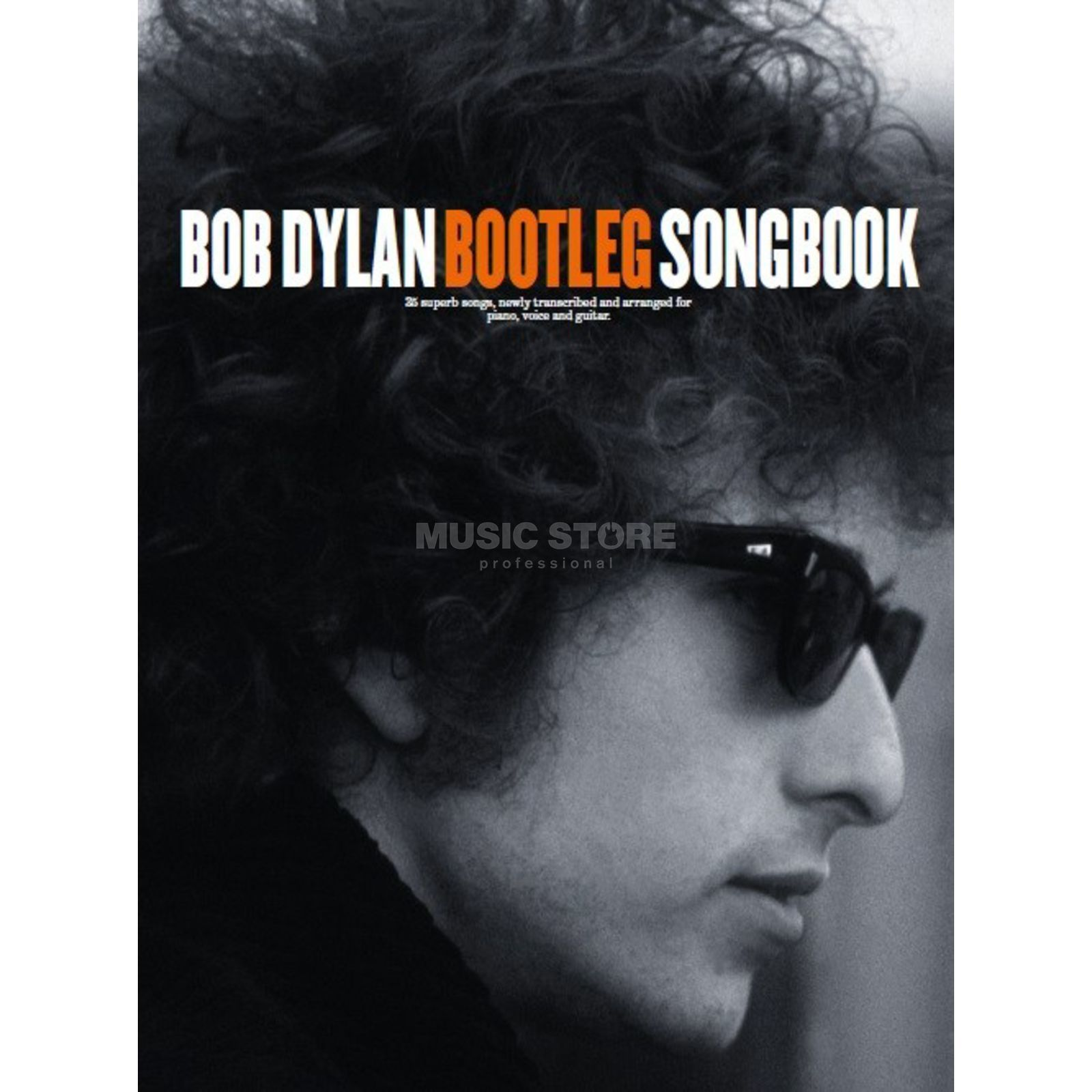 Wise Publications Bob Dylan: Bootleg Songbook Product Image