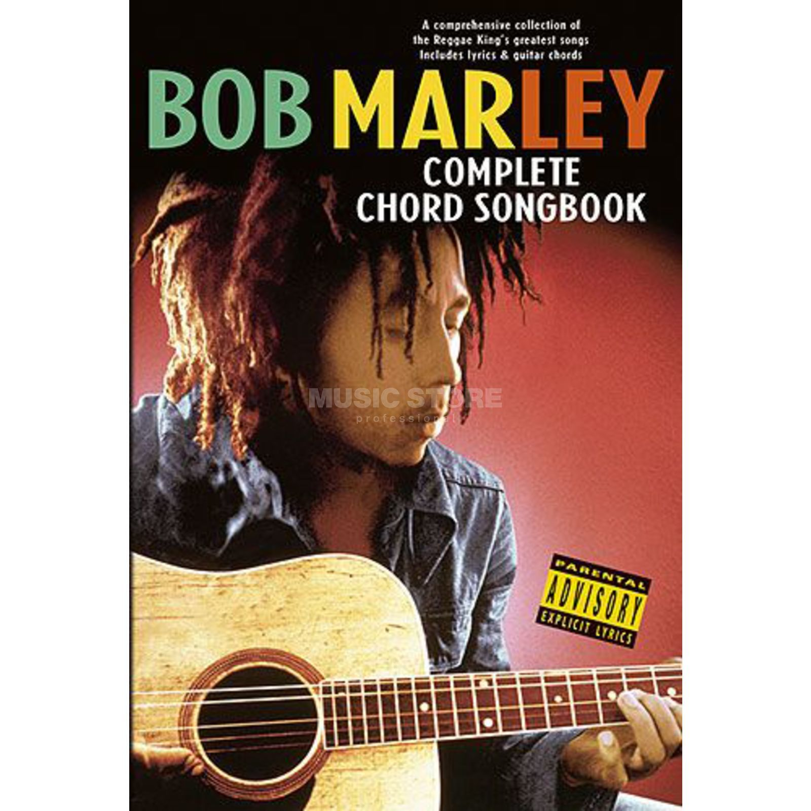 Wise Publications Bob Marley: Complete Chord Songbook Produktbild