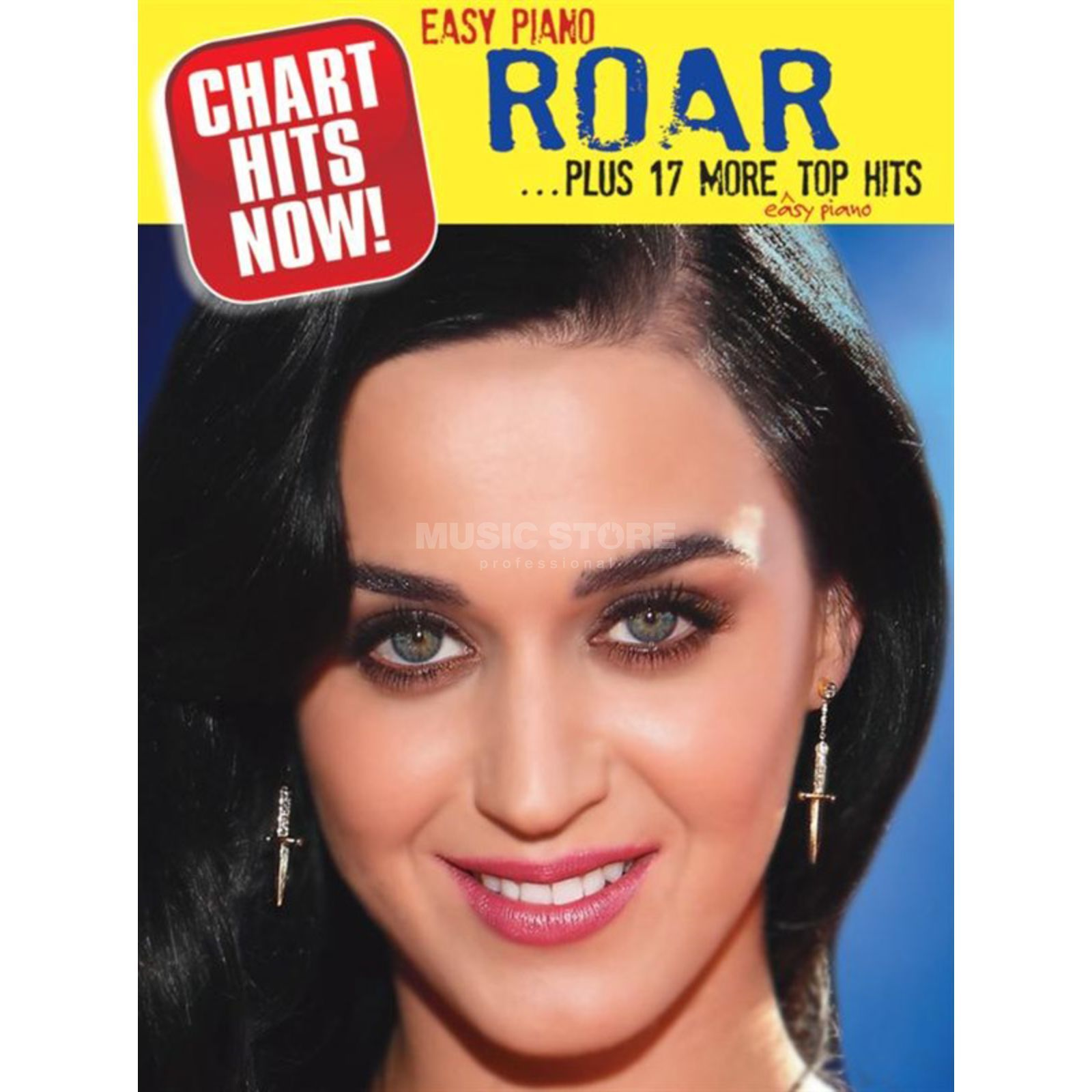 Wise Publications Chart Hits Now! Roar Easy Piano Produktbild