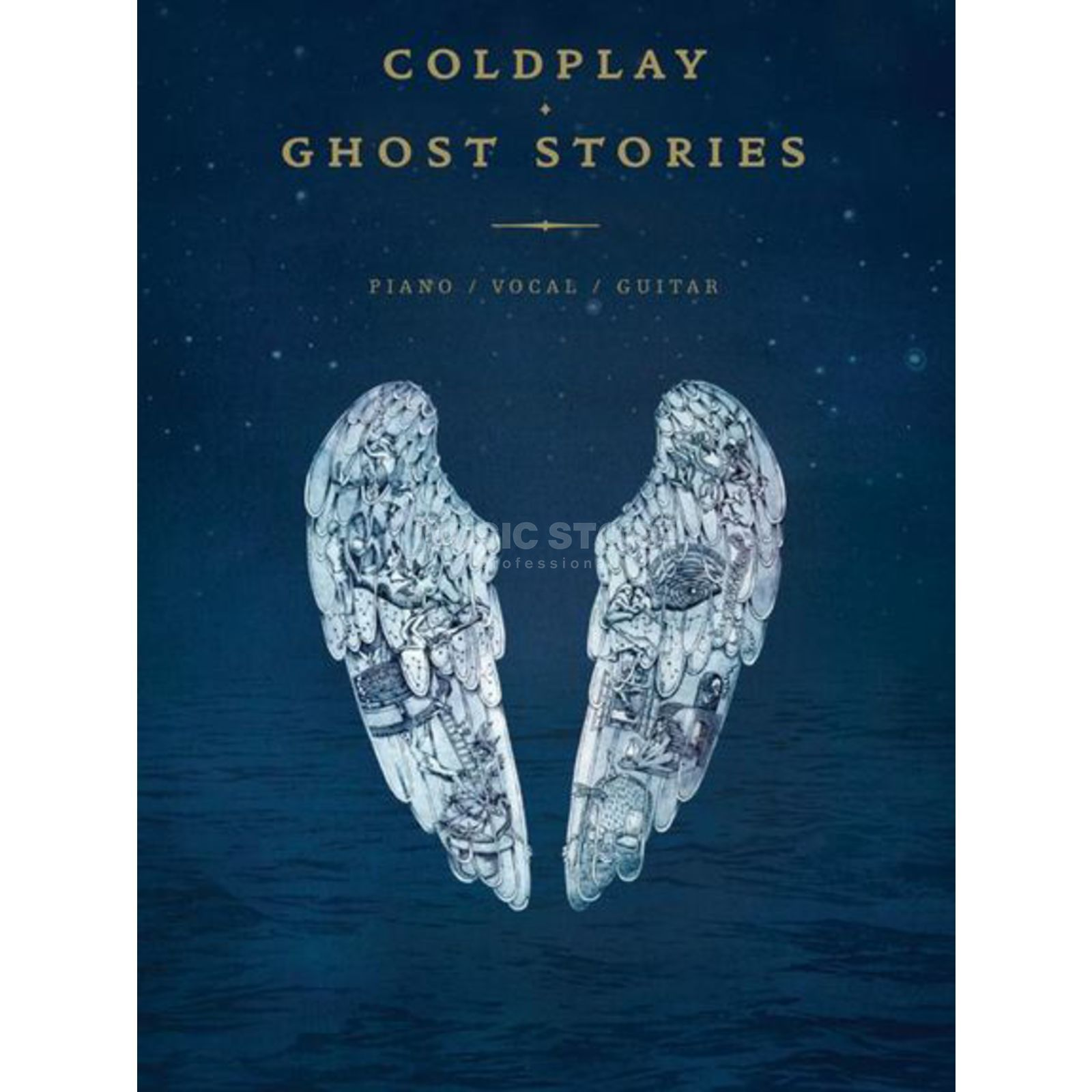 Wise Publications Coldplay: Ghost Stories PVG Produktbild