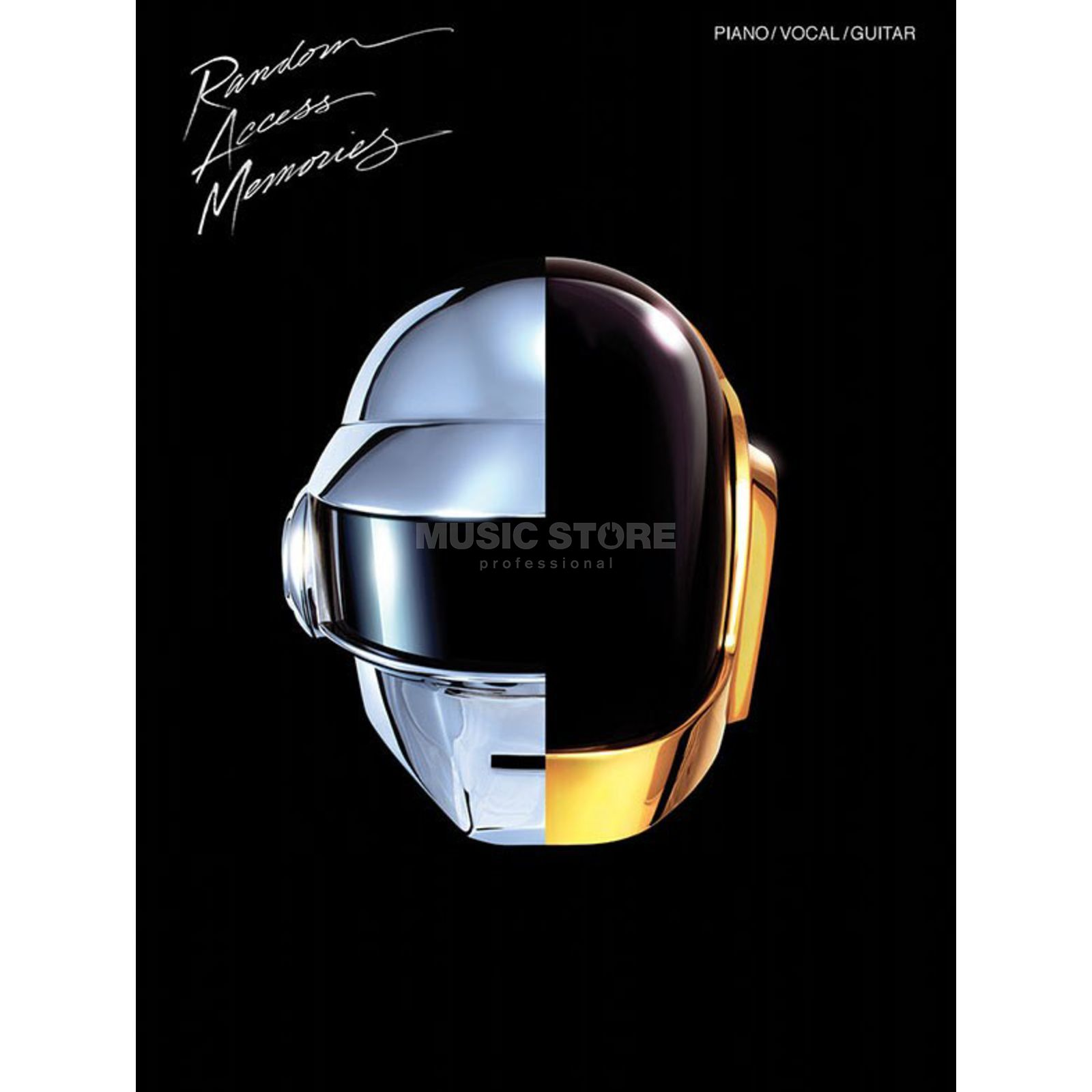 Wise Publications Daft Punk - Random Access Memories PVG Produktbild