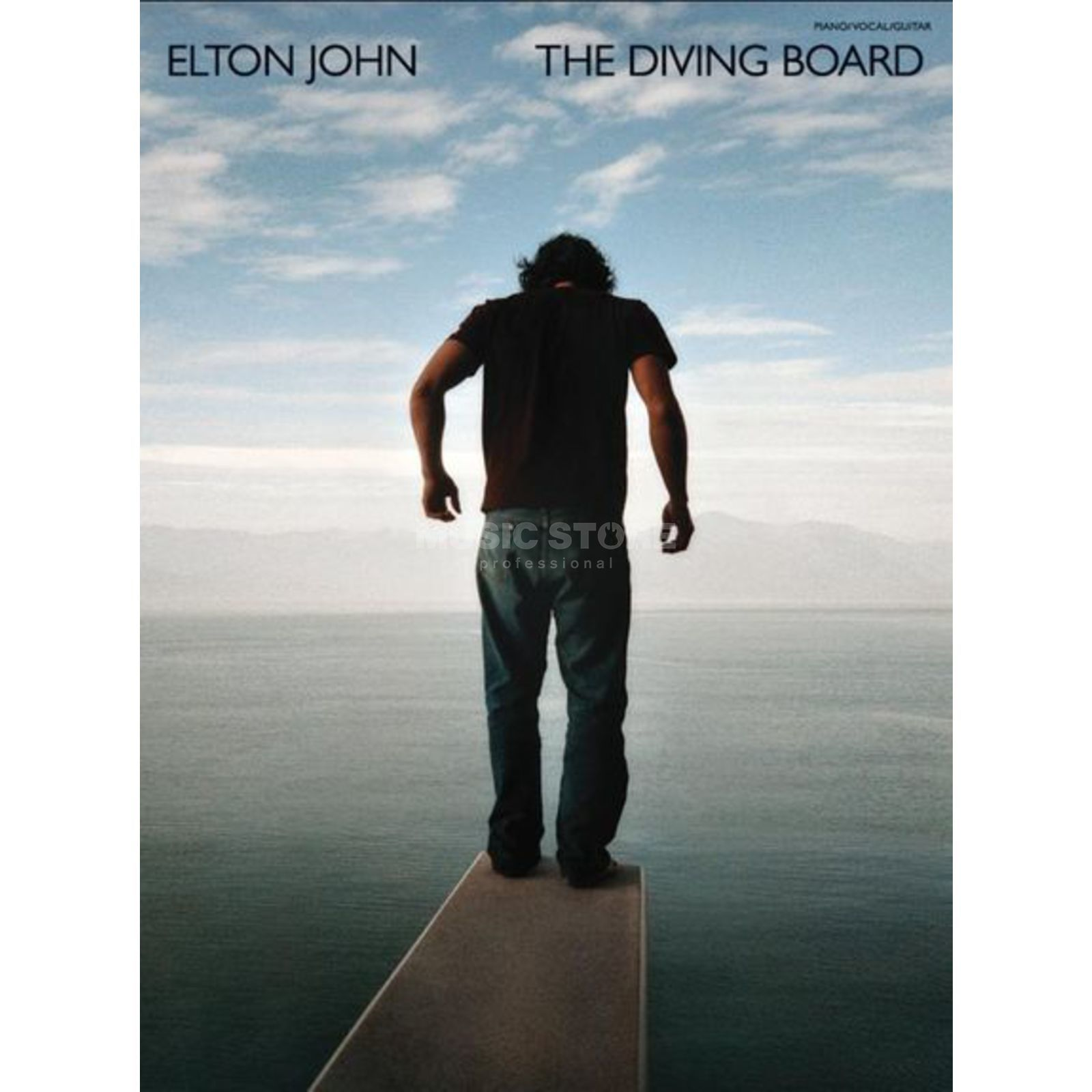 Wise Publications Elton John - The Diving Board PVG Produktbild