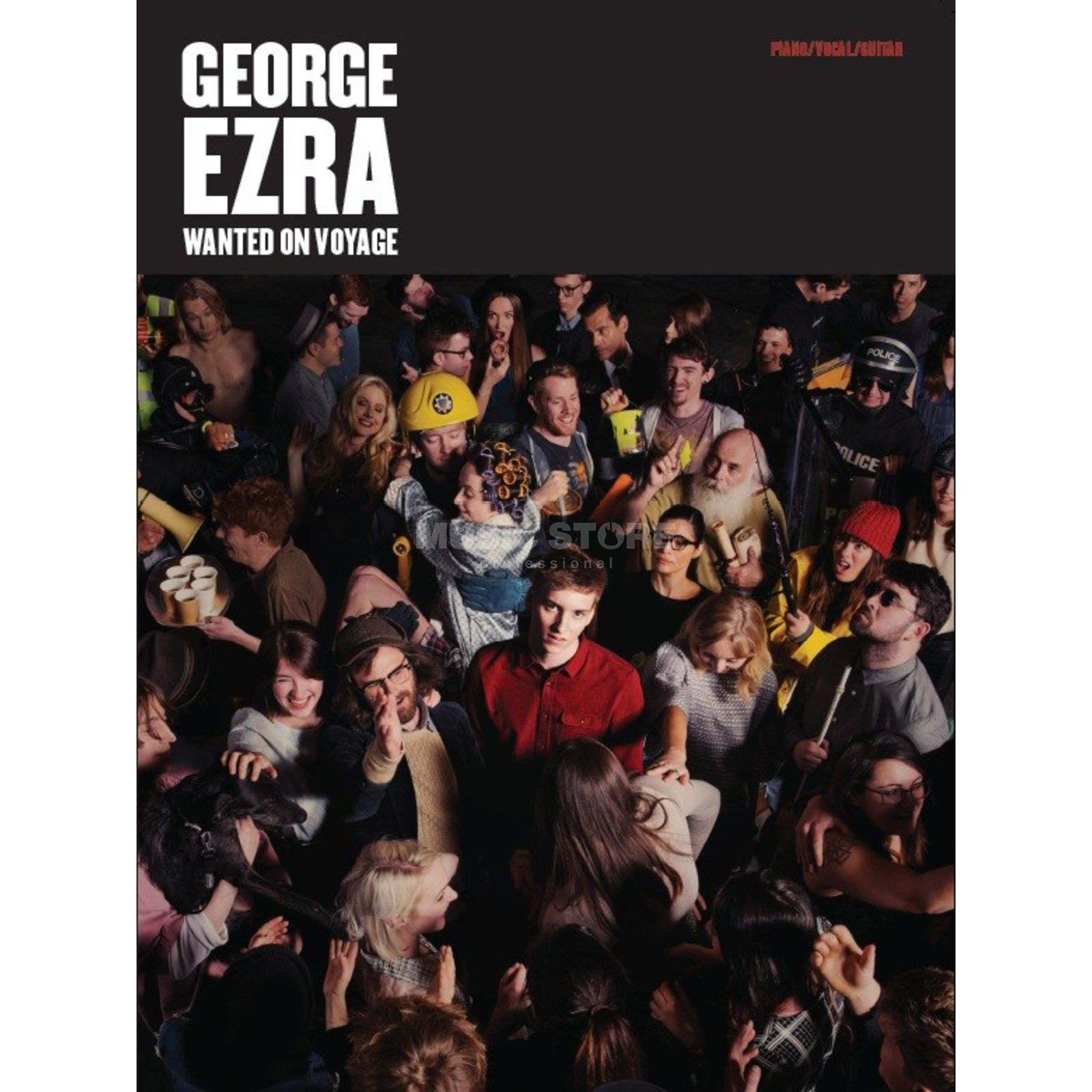 Wise Publications George Ezra: Wanted On Voyage PVG Produktbild