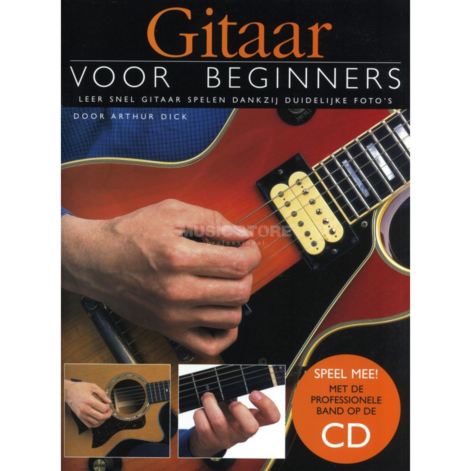 Wise Publications Gitaar Voor Beginners Boek/CD Produktbild