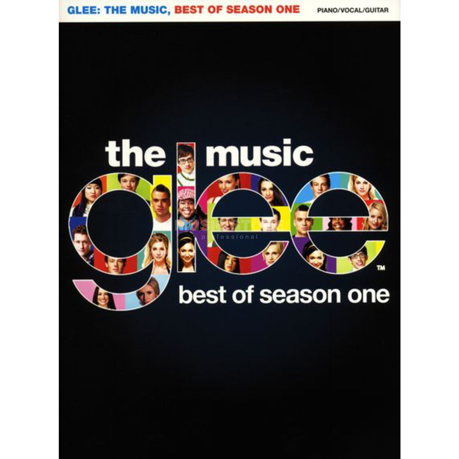Wise Publications Glee - The Best Of Season One PVG Produktbild