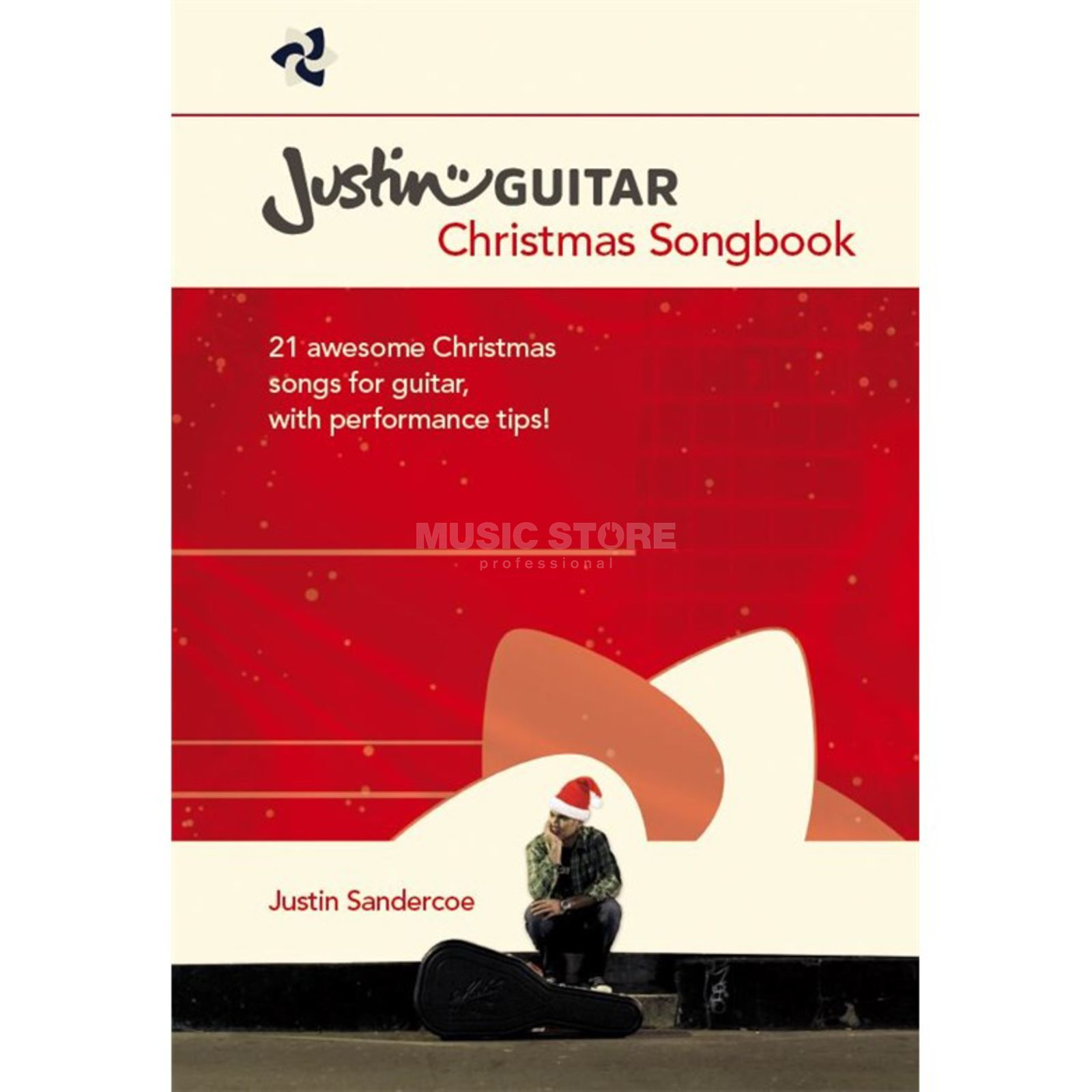 Wise Publications Justin Guitar: Christmas Songbook Product Image