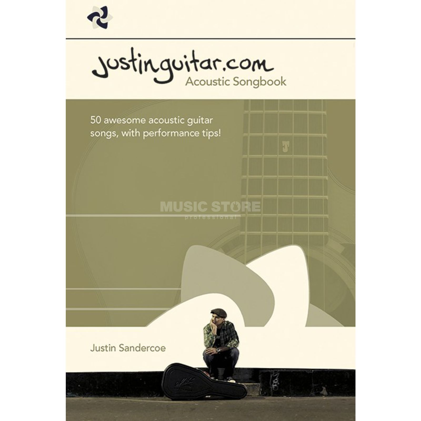Wise Publications Justinguitar.com Acoustic Songbook Produktbild