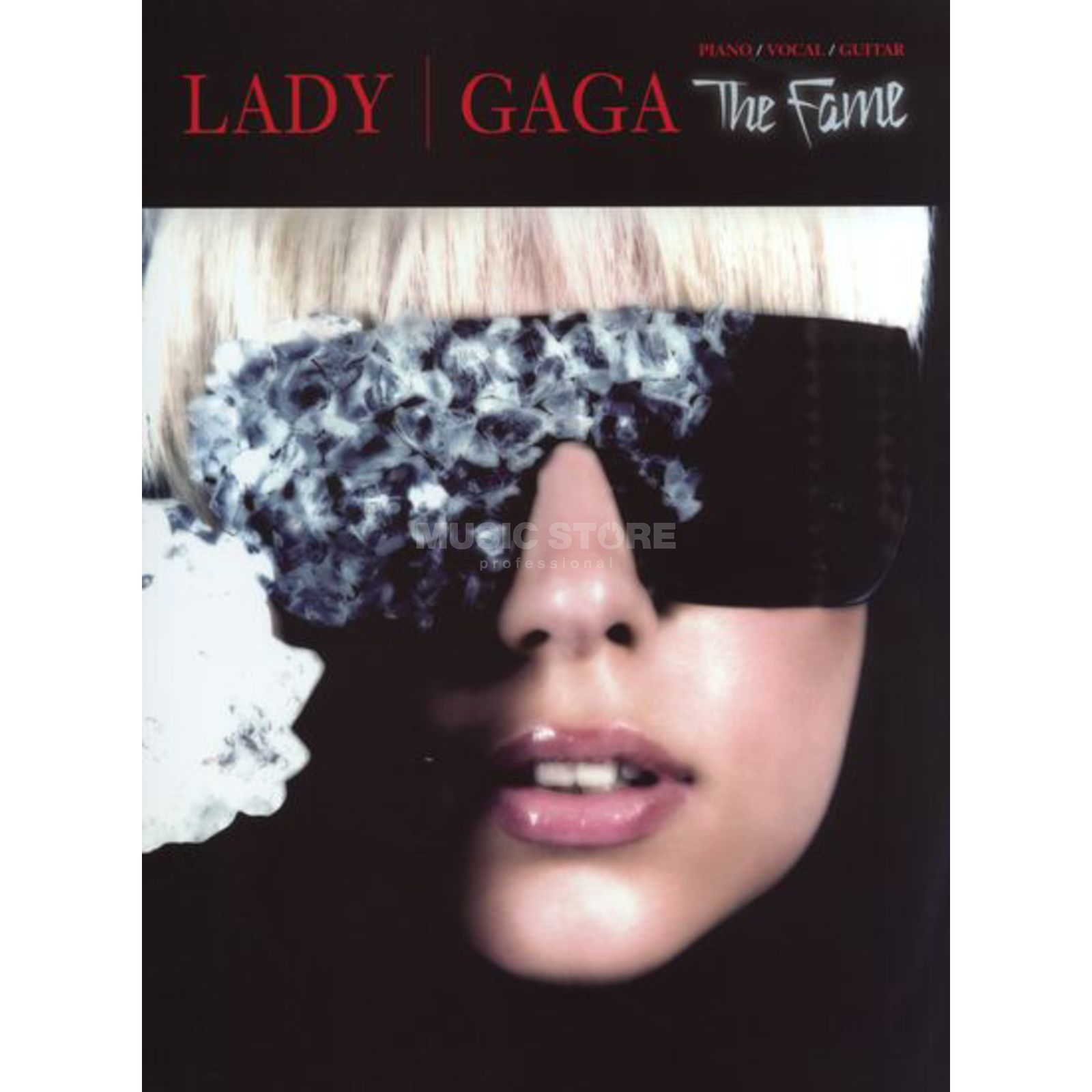 Wise Publications Lady Gaga - The Fame PVG Produktbild
