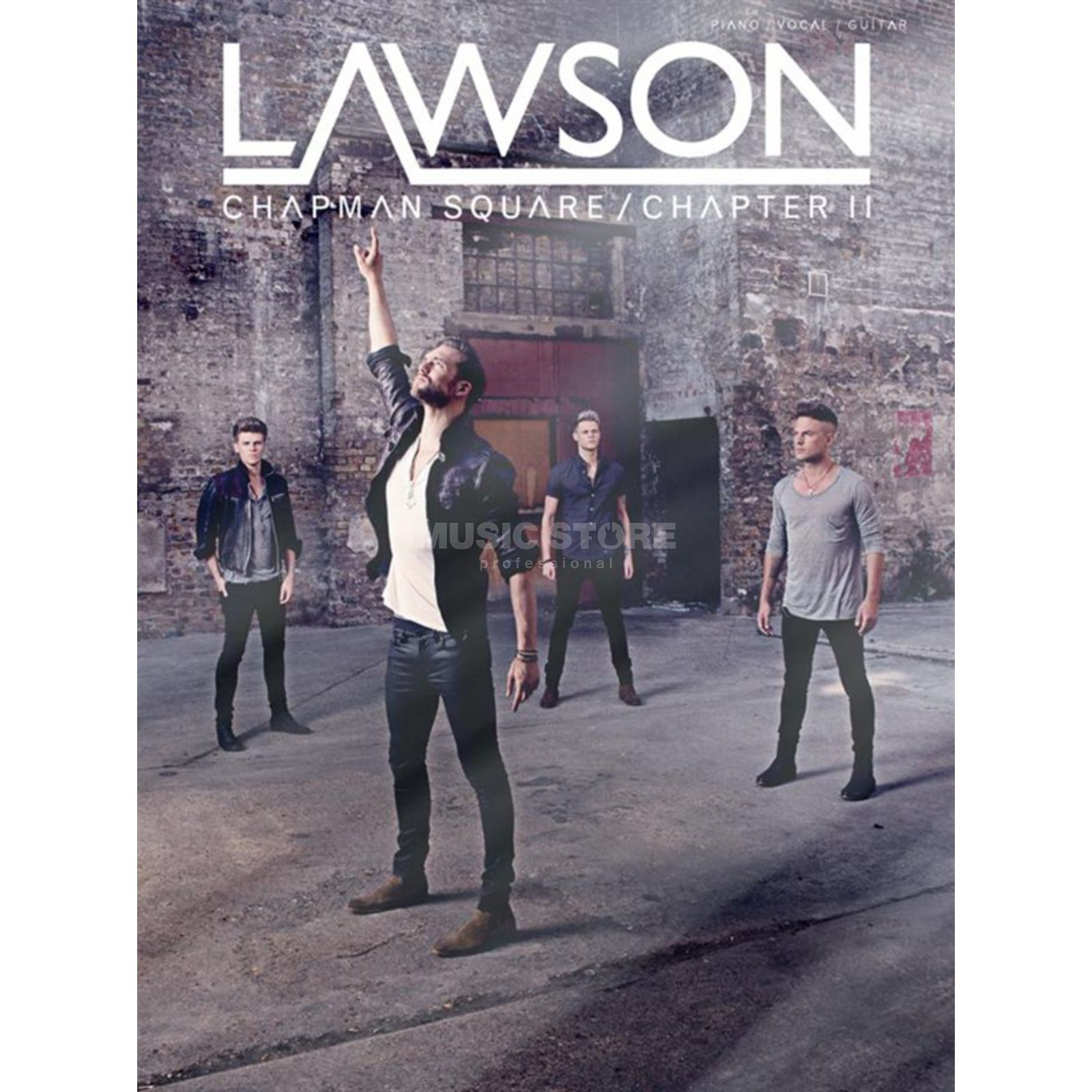 Wise Publications Lawson: Chapman Square/Chapter II PVG Produktbild