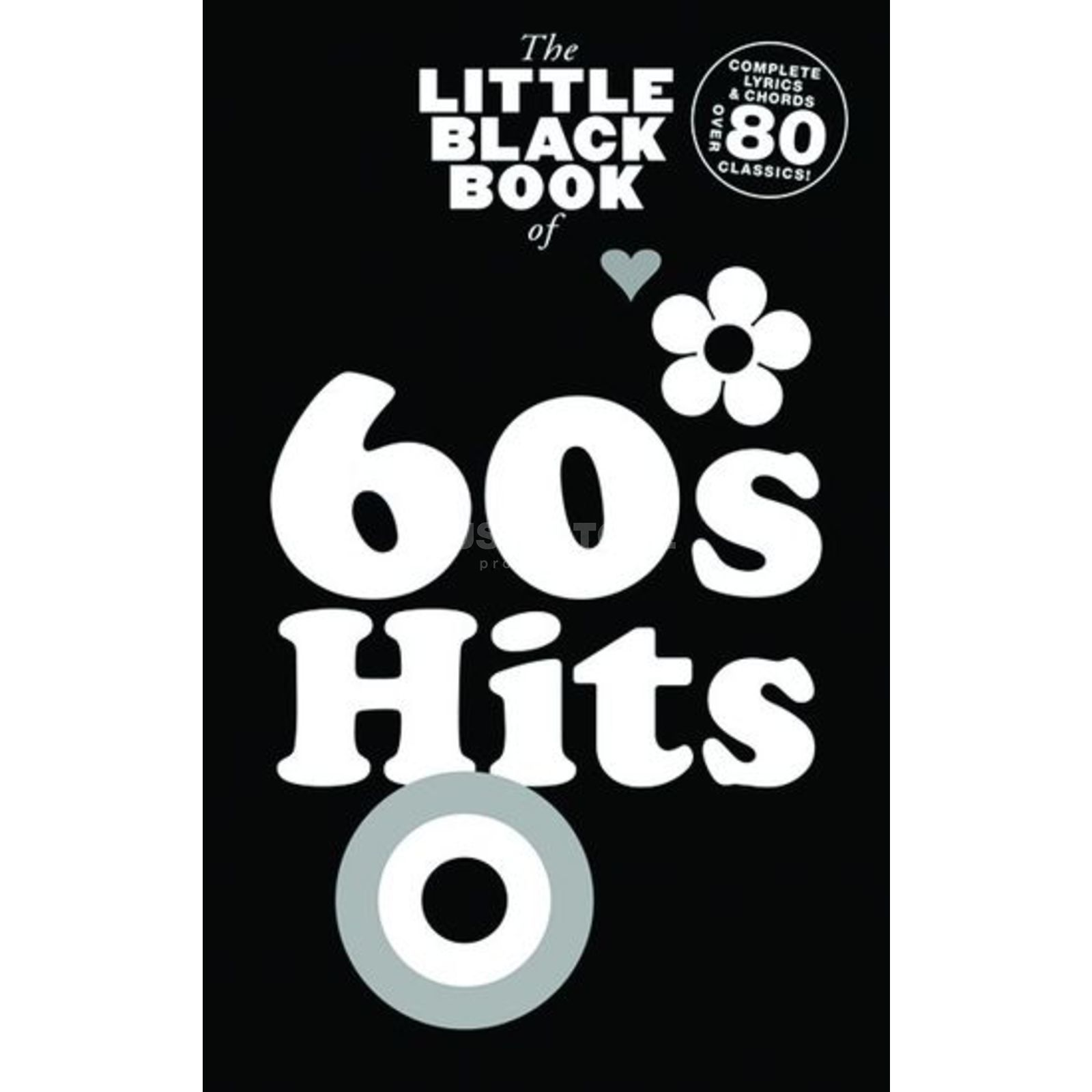 Wise Publications Little Black Book of 60s Hits Lyrics & Chords Produktbillede