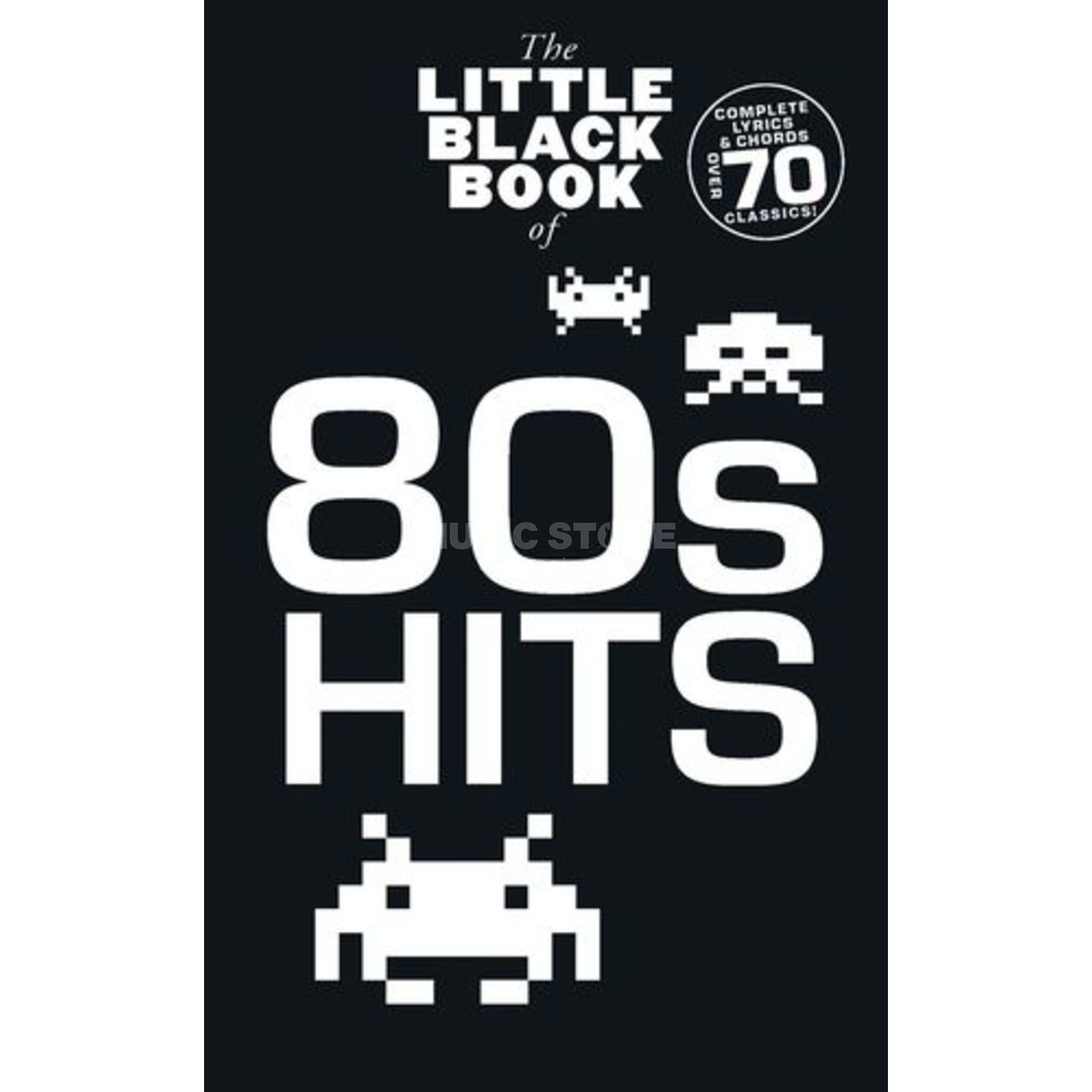 Wise Publications Little Black Book of 80s Hits Lyrics, Chords Produktbild