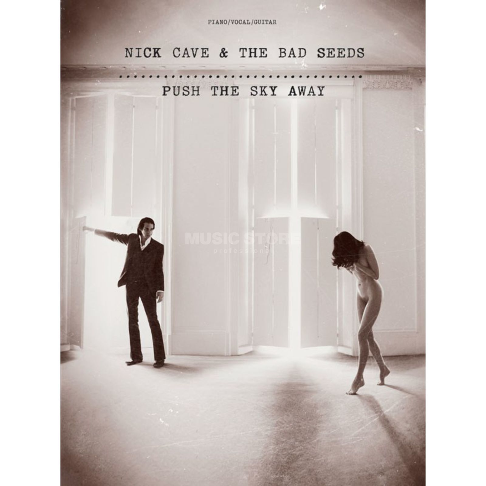 Wise Publications Nick Cave And The Bad Seeds: Push The Sky Away Produktbillede
