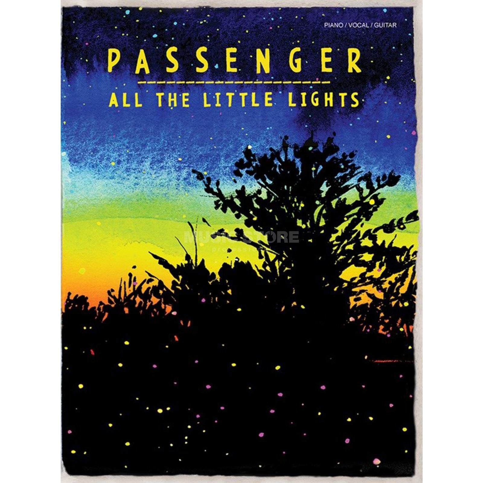 Wise Publications Passenger: All The Little Lights PVG Produktbild