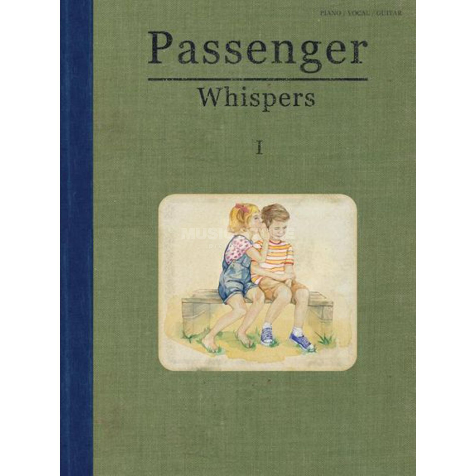 Wise Publications Passenger: Whispers Produktbild