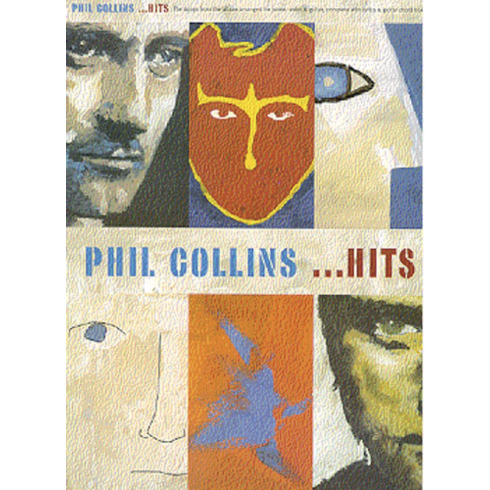 Wise Publications Phil Collins: ...Hits Produktbillede