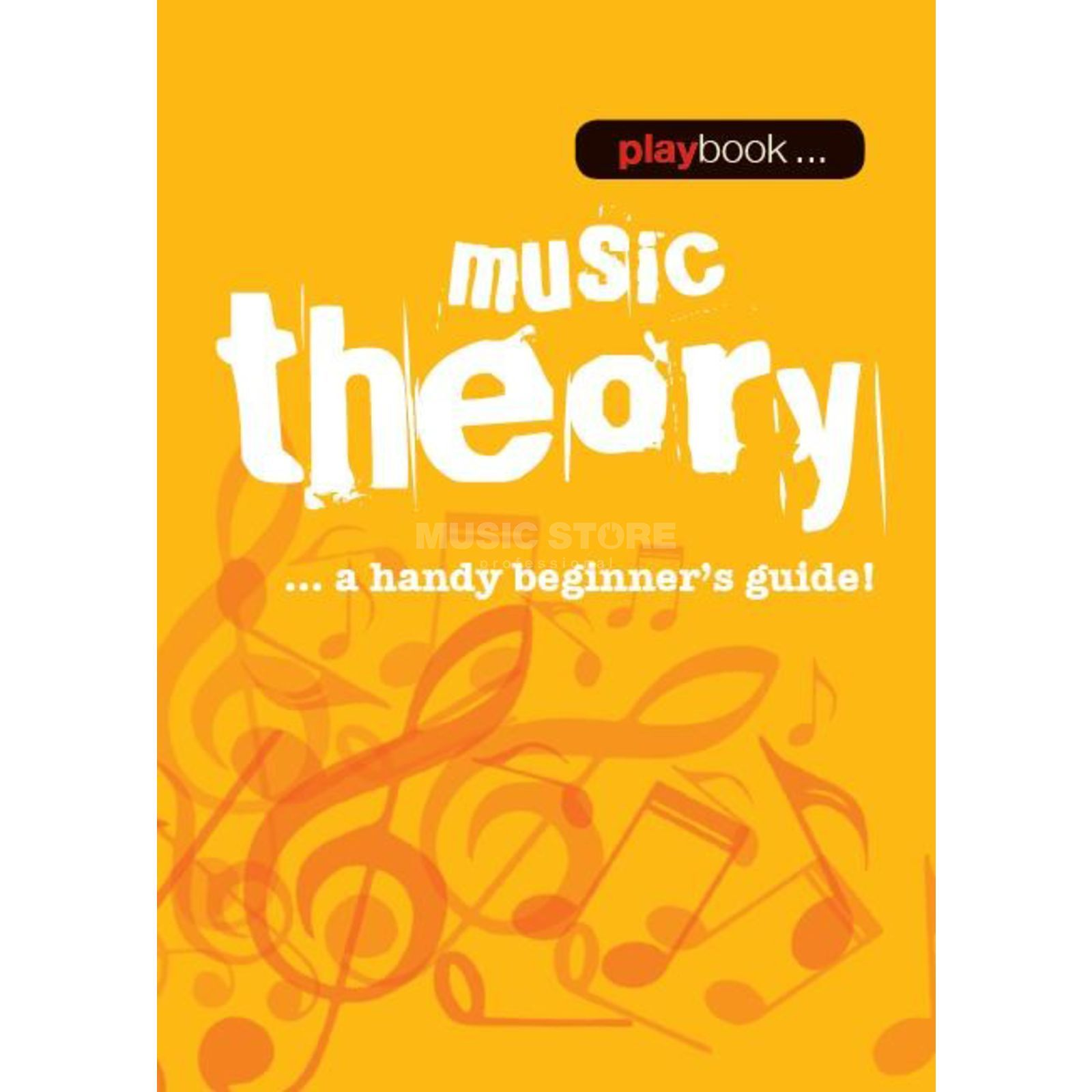 Wise Publications Playbook: Music Theory A Handy Beginner's Guide! Produktbild