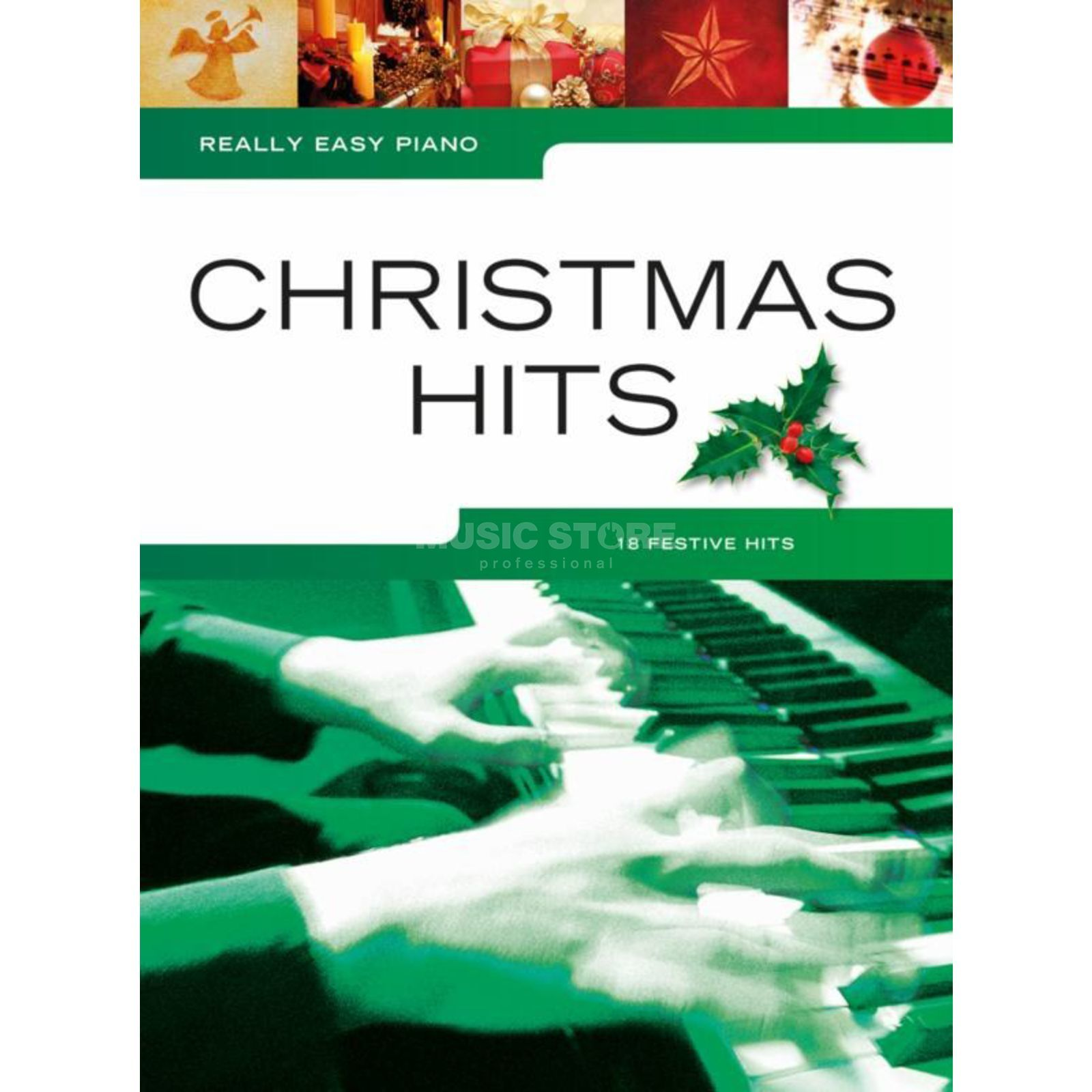 Wise Publications Really Easy Piano: Christmas Hits Produktbillede